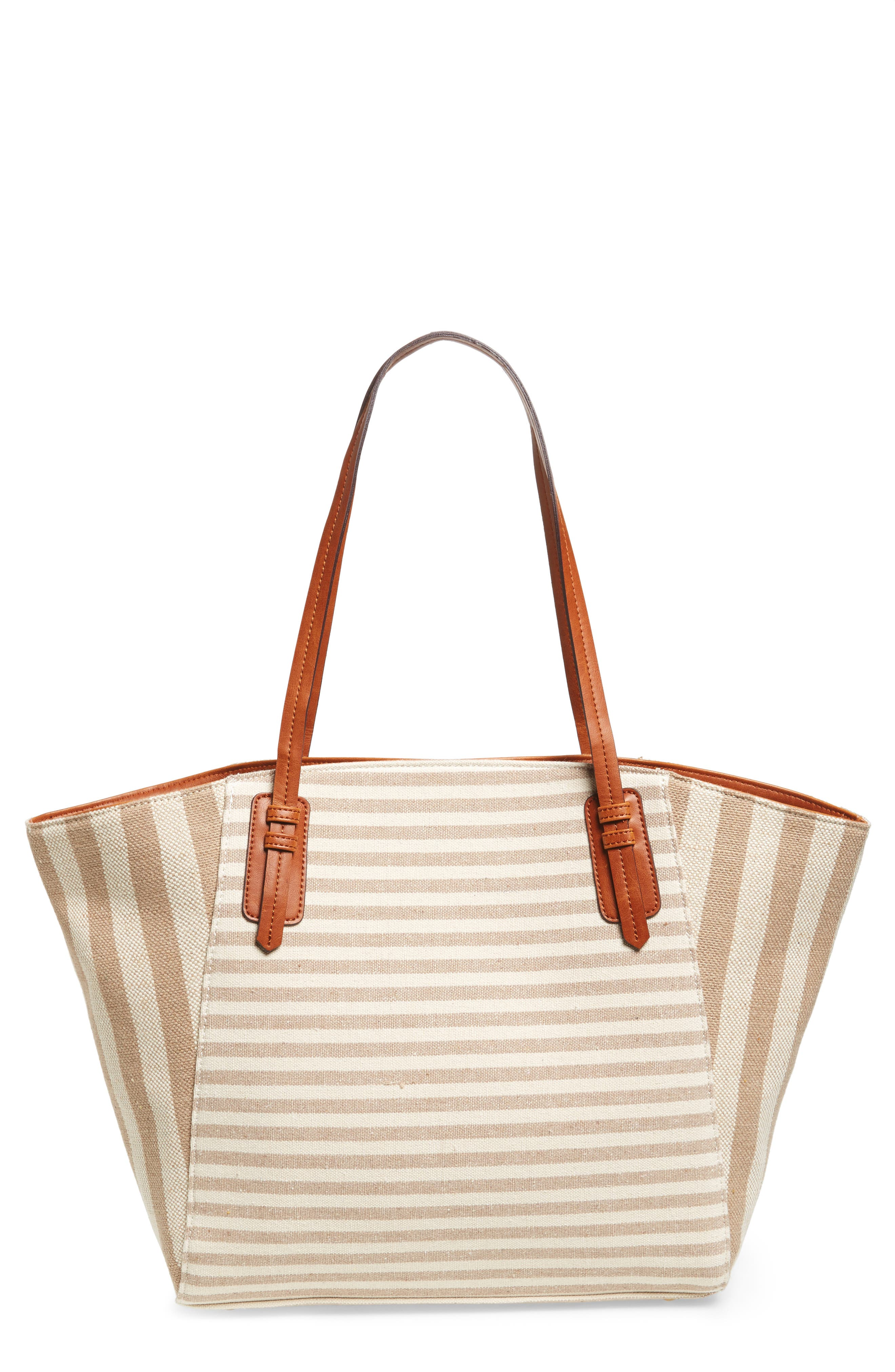 SOLE SOCIETY Rooney Trapeze Tote