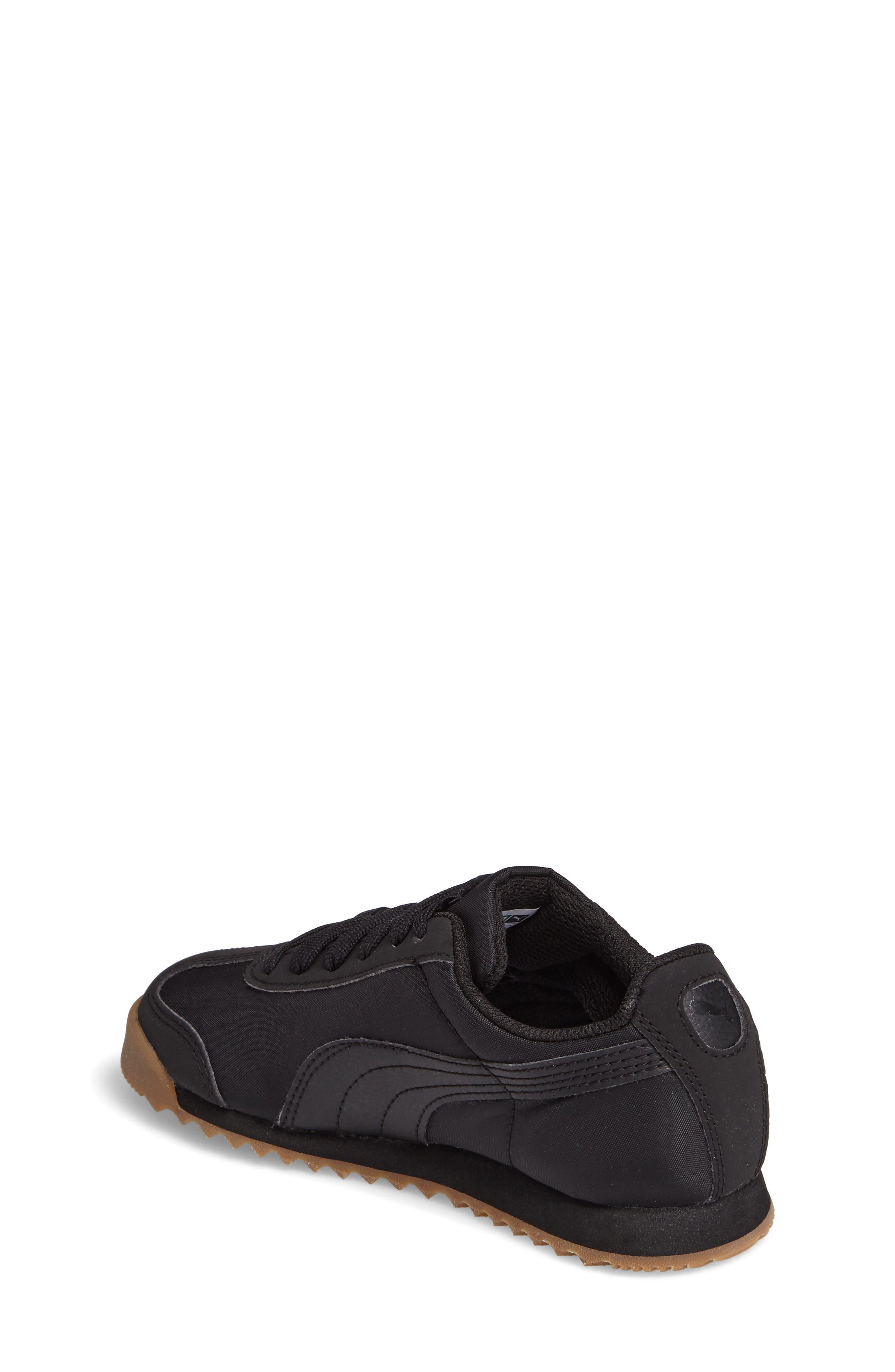 Alternate Image 2  - Puma Roma Basic Summer Sneaker (Toddler, Little Kid & Big Kid)