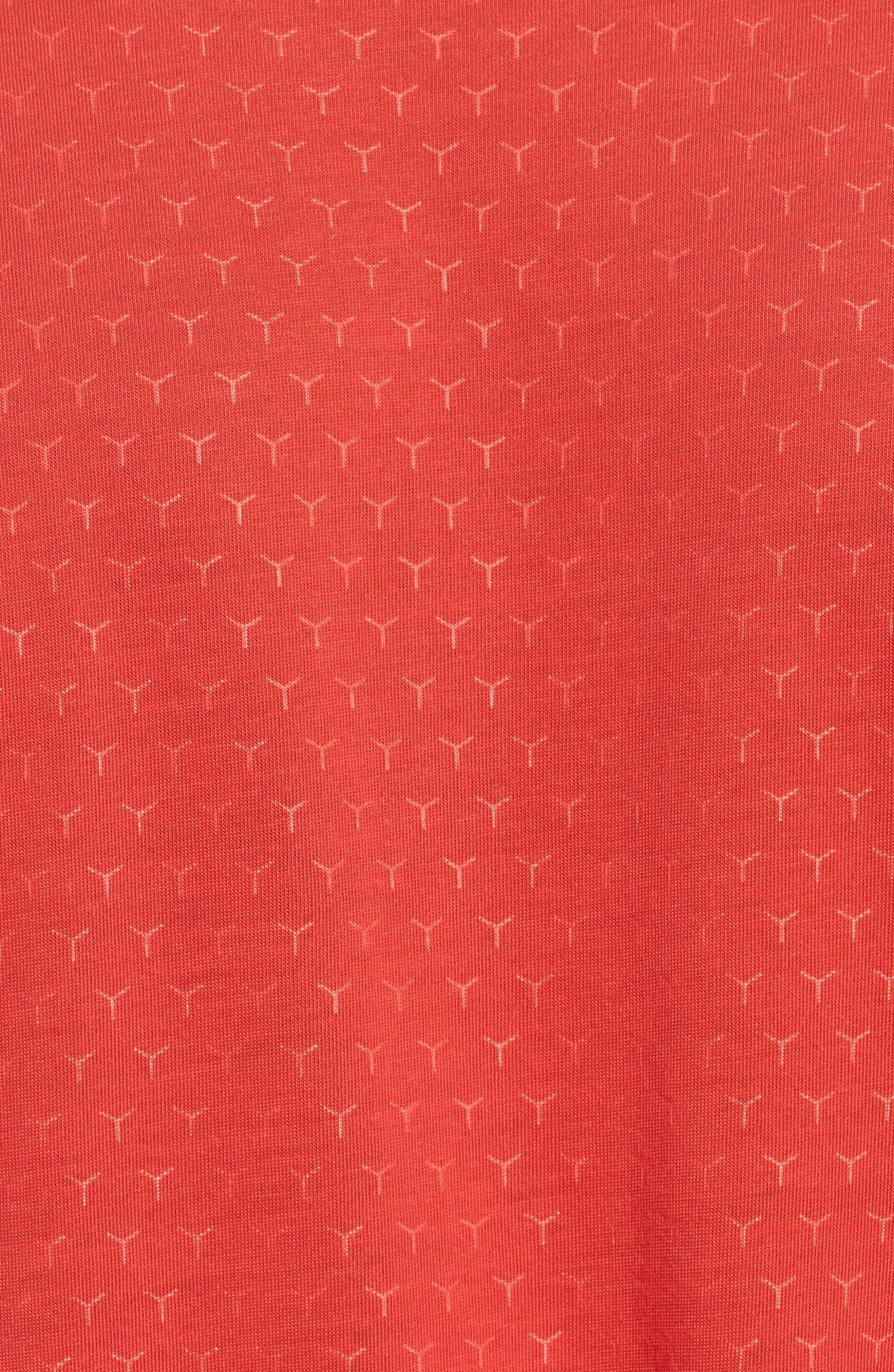 Alternate Image 5  - Under Armour Threadborne Siro Regular Fit T-Shirt