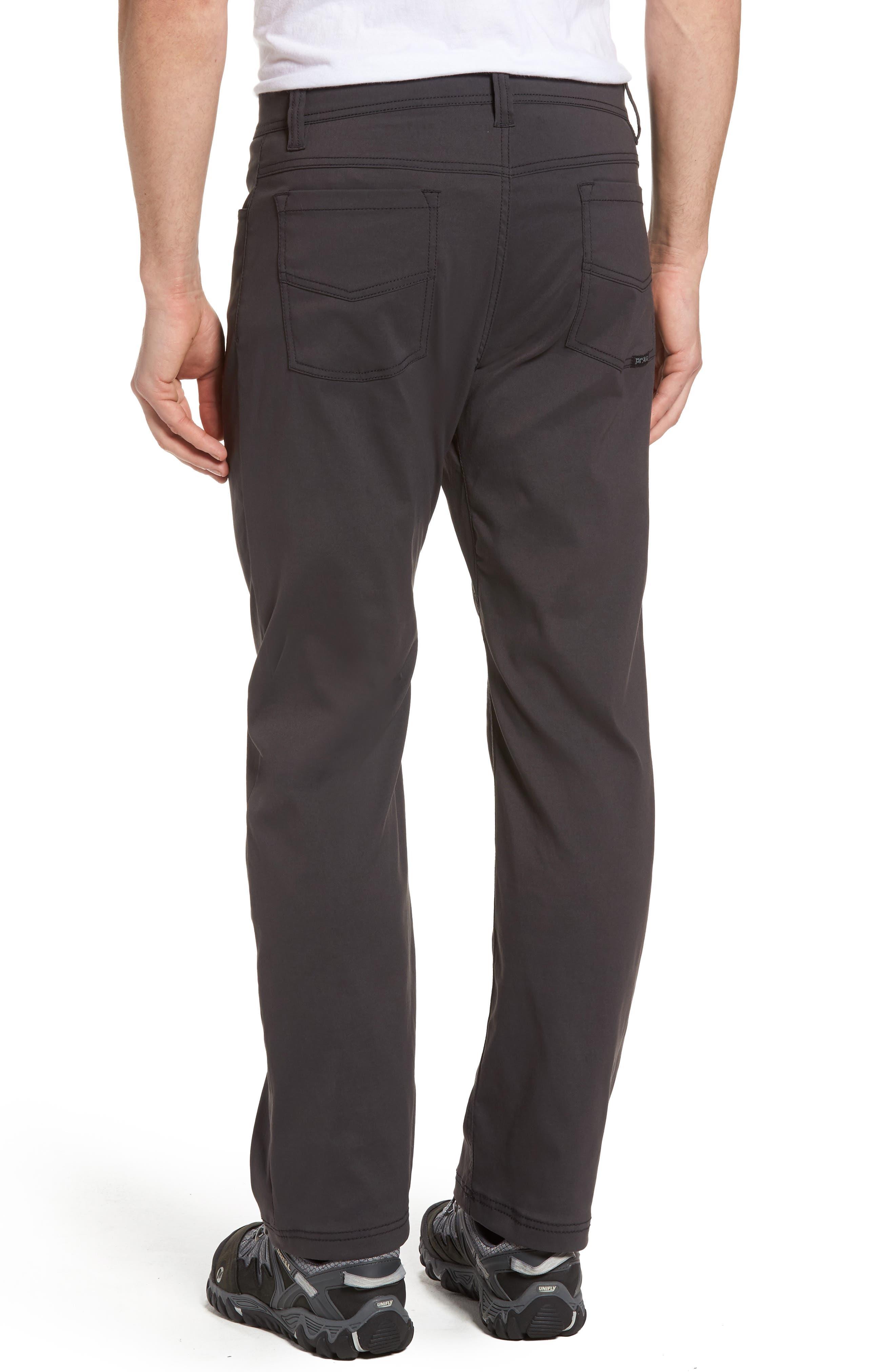 Alternate Image 2  - prAna Brion Slim Fit Pants