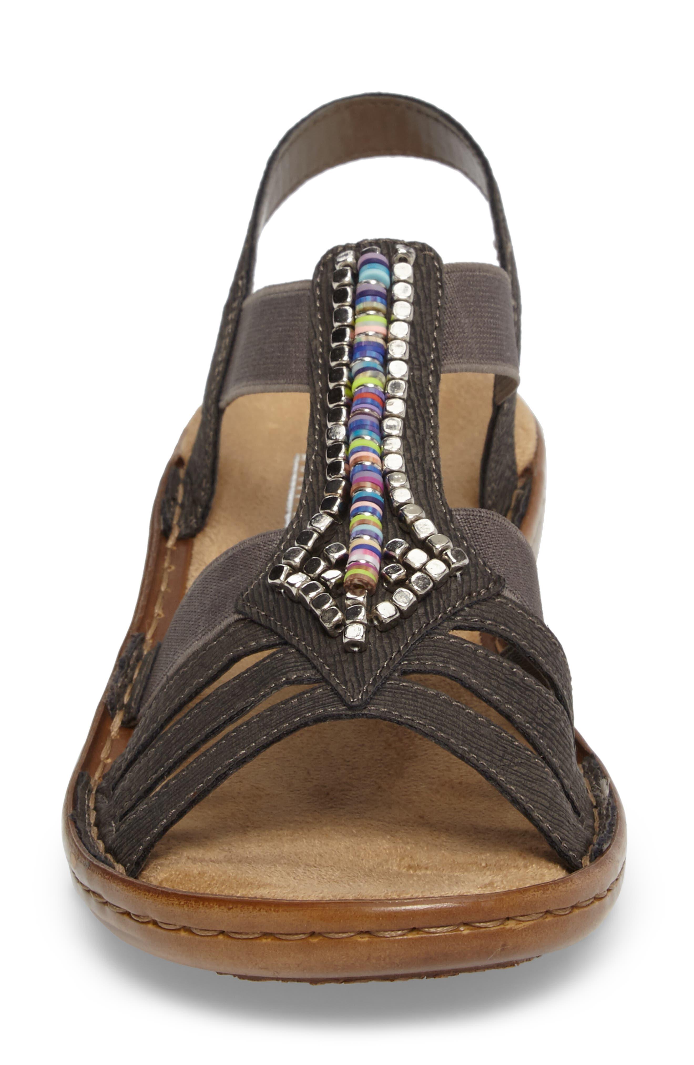 Alternate Image 4  - Rieker Antistress Regina S1 Sandal (Women)