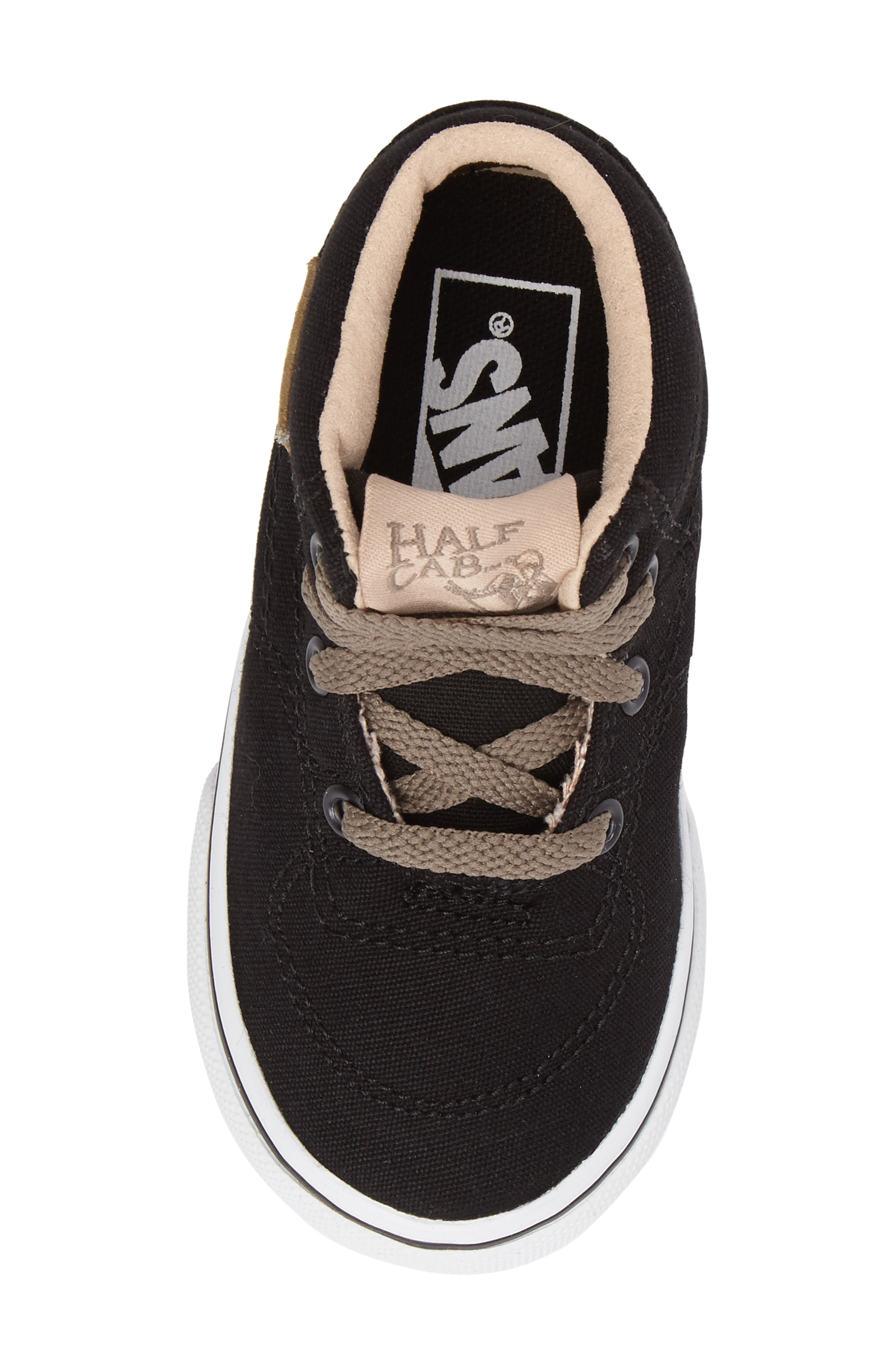 Alternate Image 5  - Vans Half Cab Sneaker (Baby, Walker & Toddler)