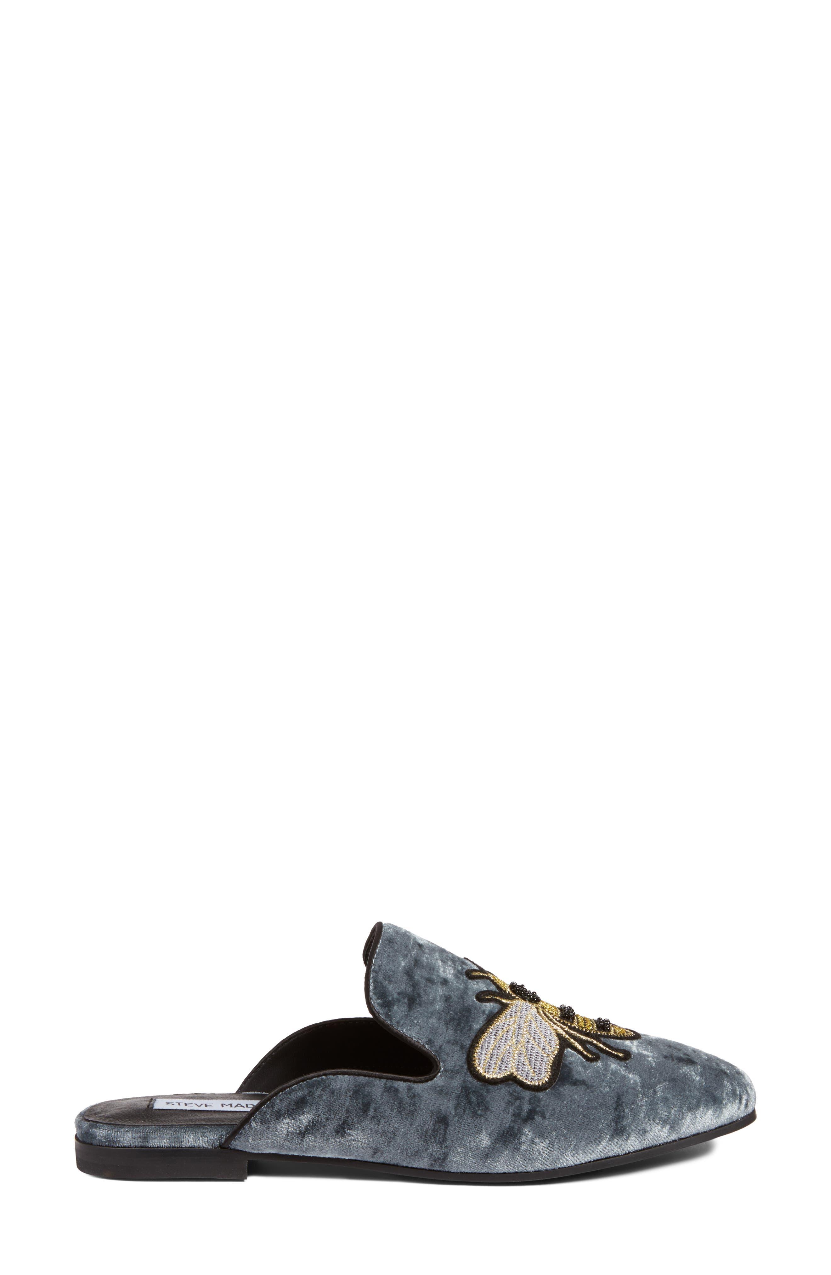 Alternate Image 3  - Steve Madden Hugh Embellished Mule (Women)