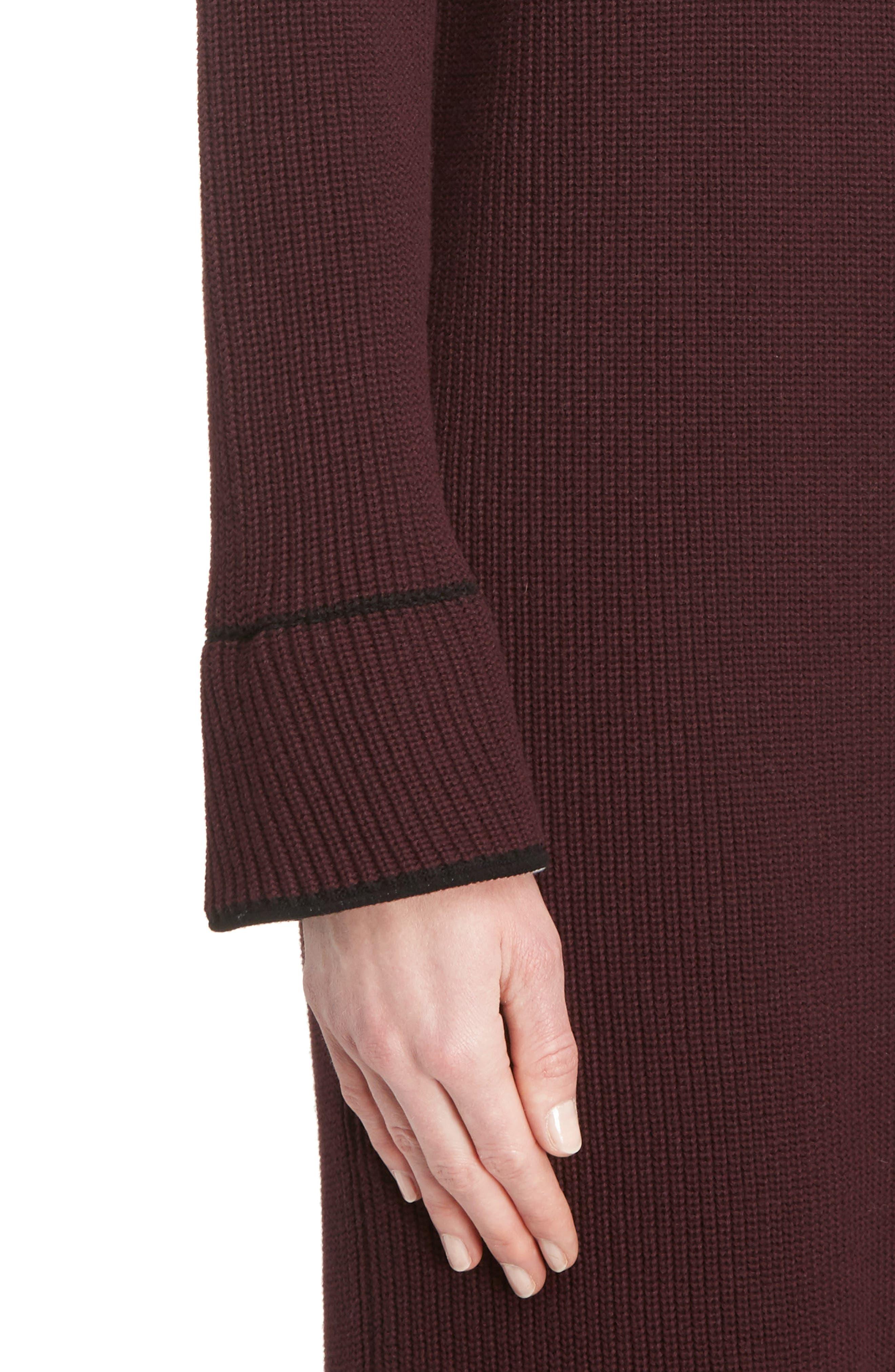 Alternate Image 4  - KENZO Sport Knit Midi Dress