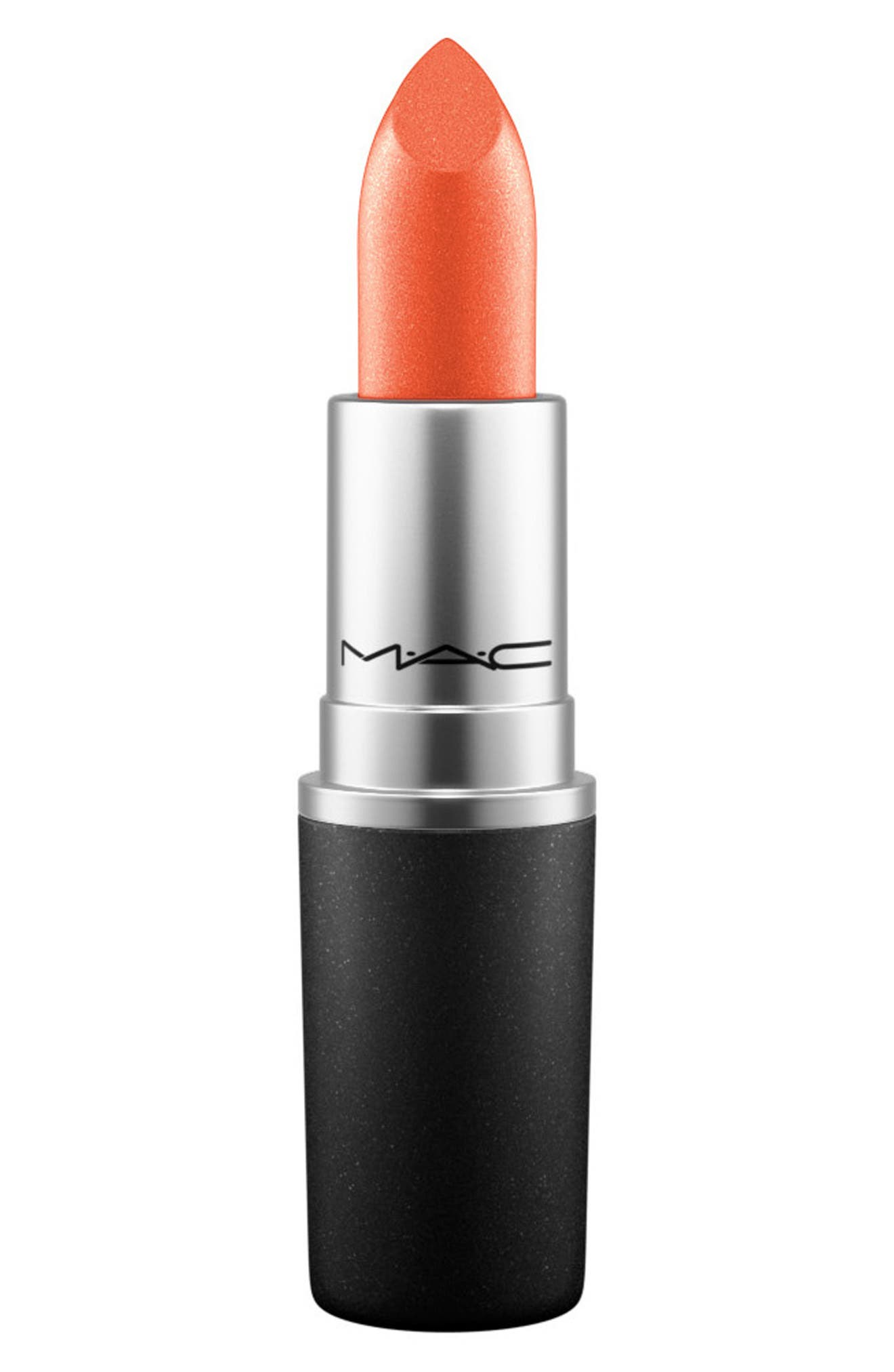 MAC Coral Lipstick,                             Main thumbnail 1, color,                             Cb-96 (F)