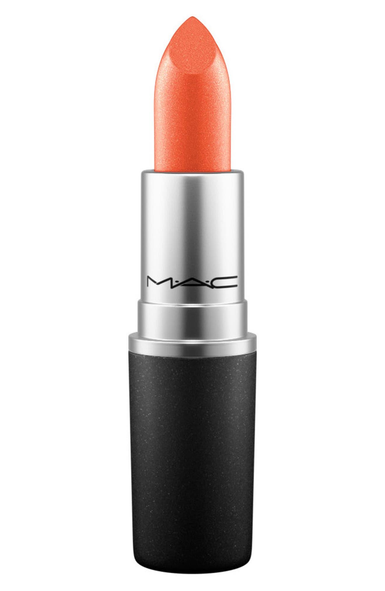MAC Coral Lipstick,                         Main,                         color, Cb-96 (F)