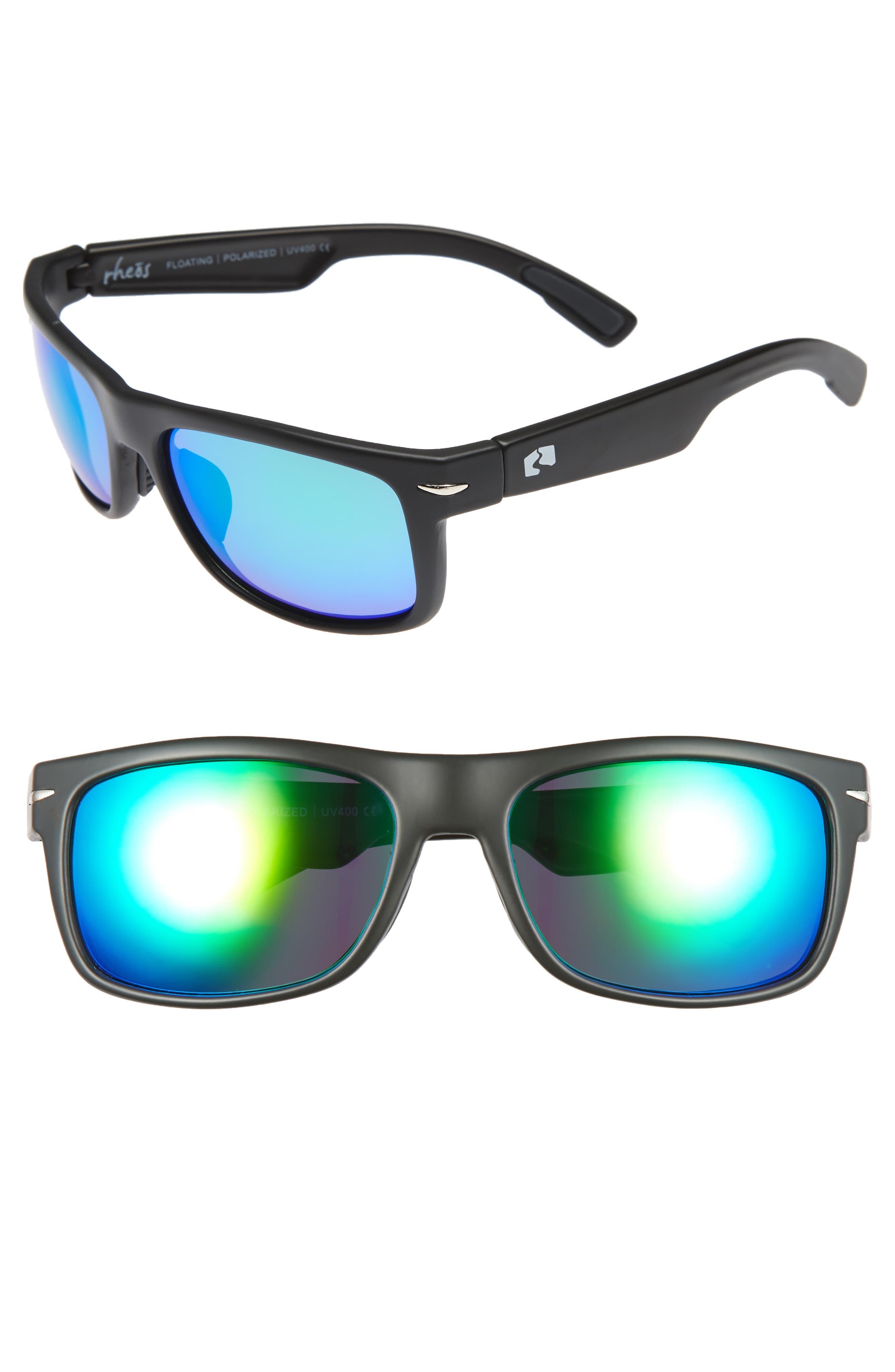 Alternate Image 1 Selected - Rheos Anhingas Floating 59mm Polarized Sunglasses