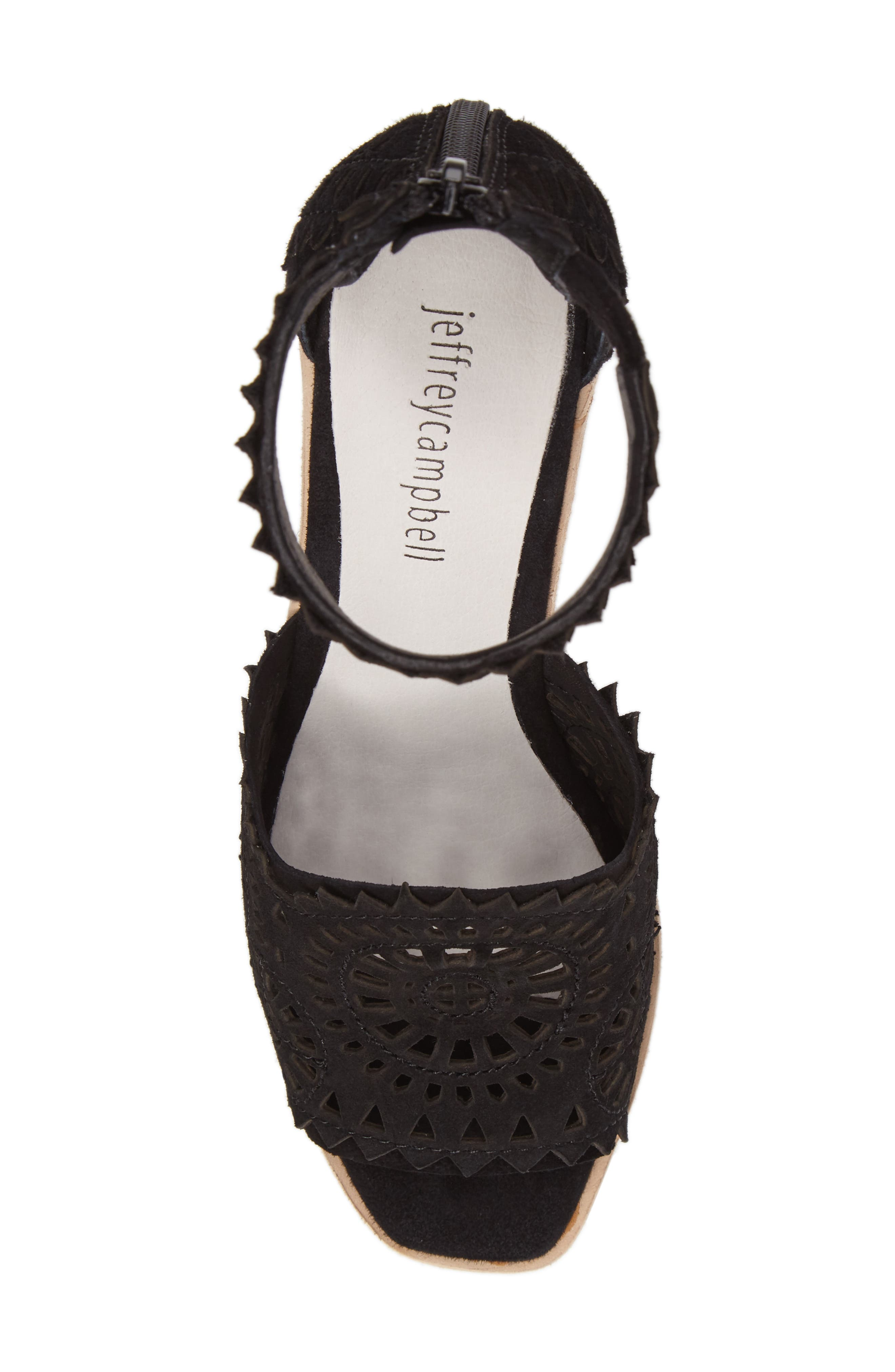 Alternate Image 5  - Jeffrey Campbell Del Sol Wedge Sandal (Women)