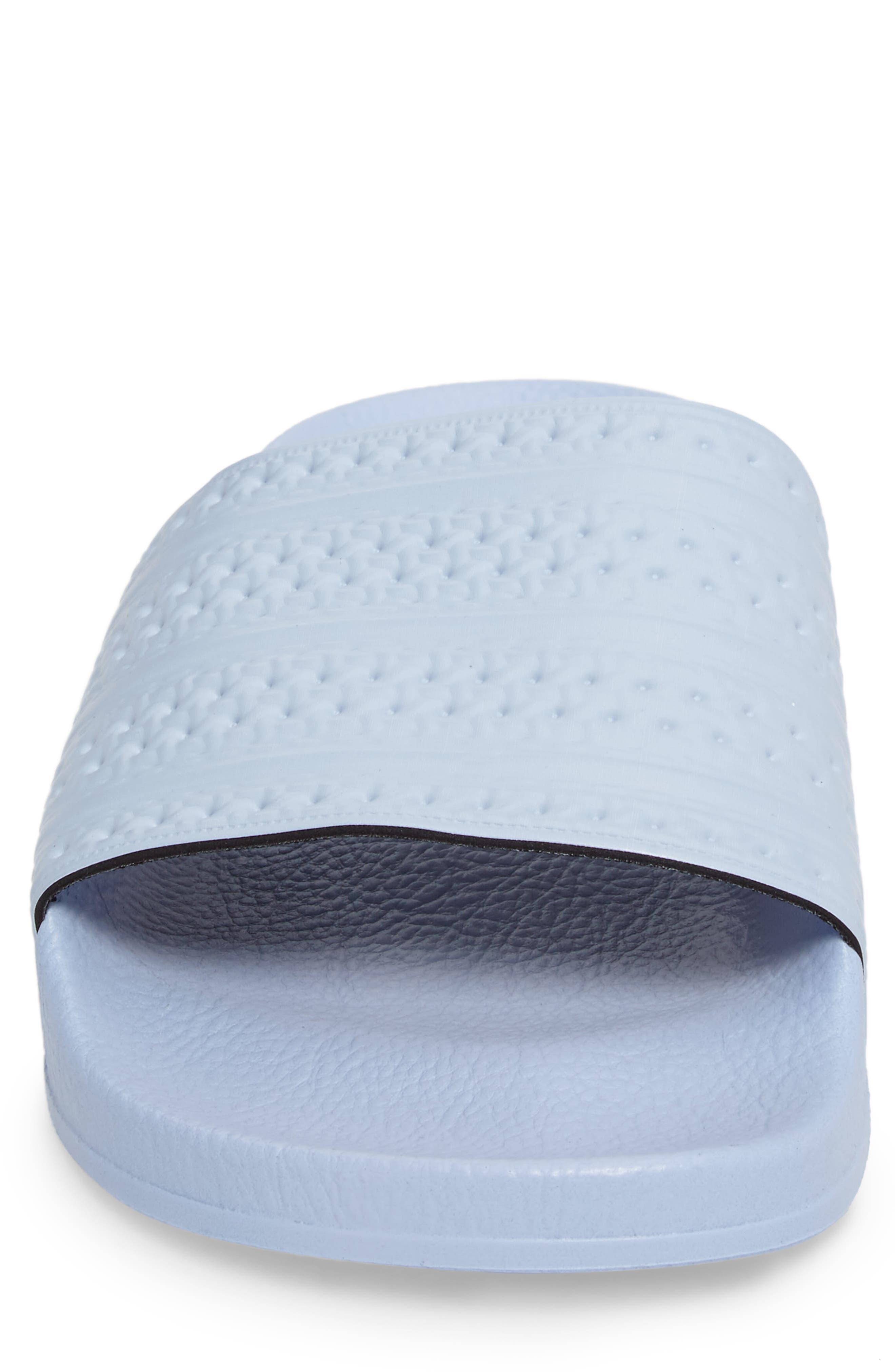 Alternate Image 4  - adidas Adilette Slide Sandal (Men)