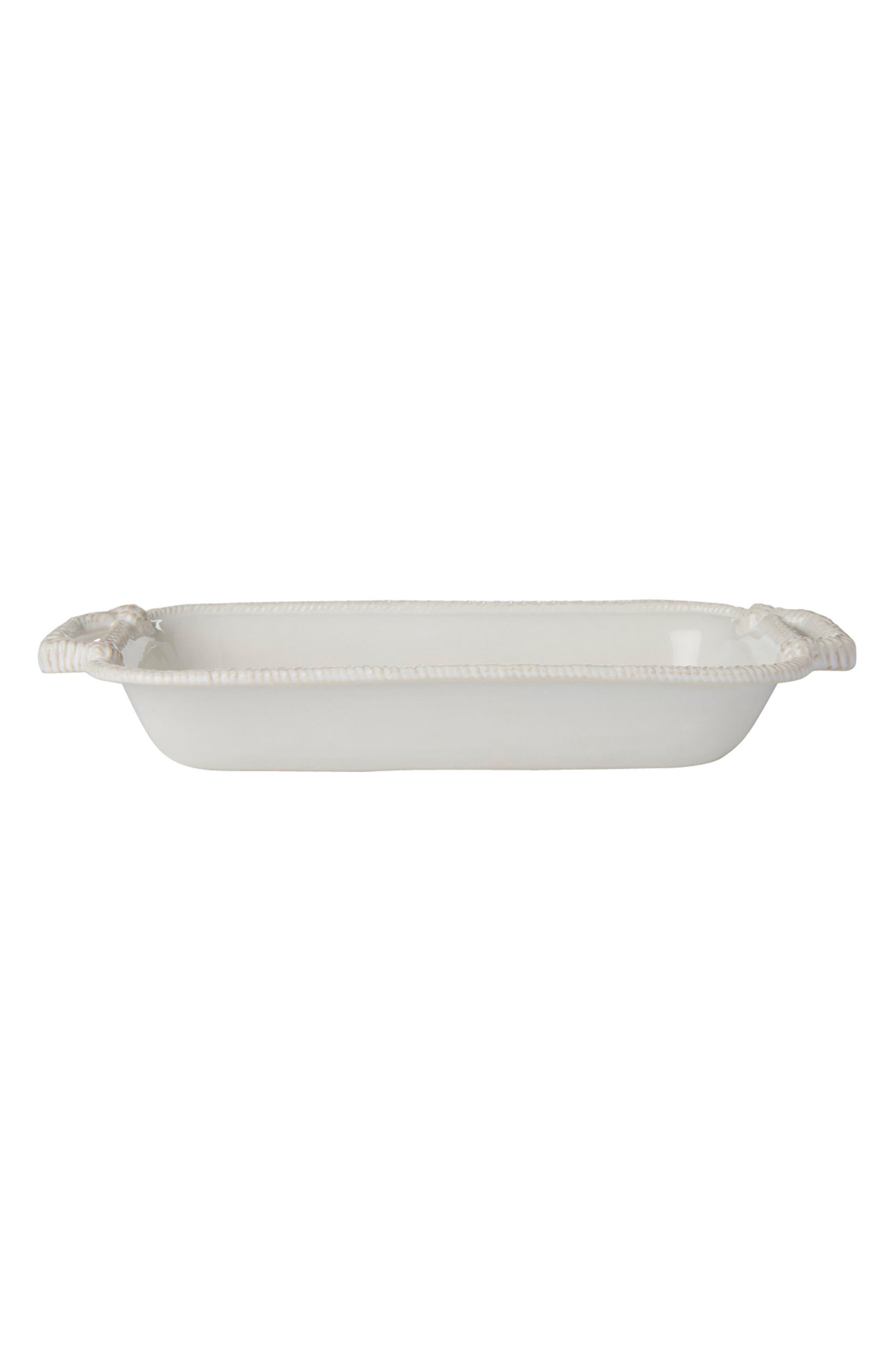 Le Panier 1.5-Quart Rectangular Baking Dish,                             Alternate thumbnail 2, color,                             Whitewash