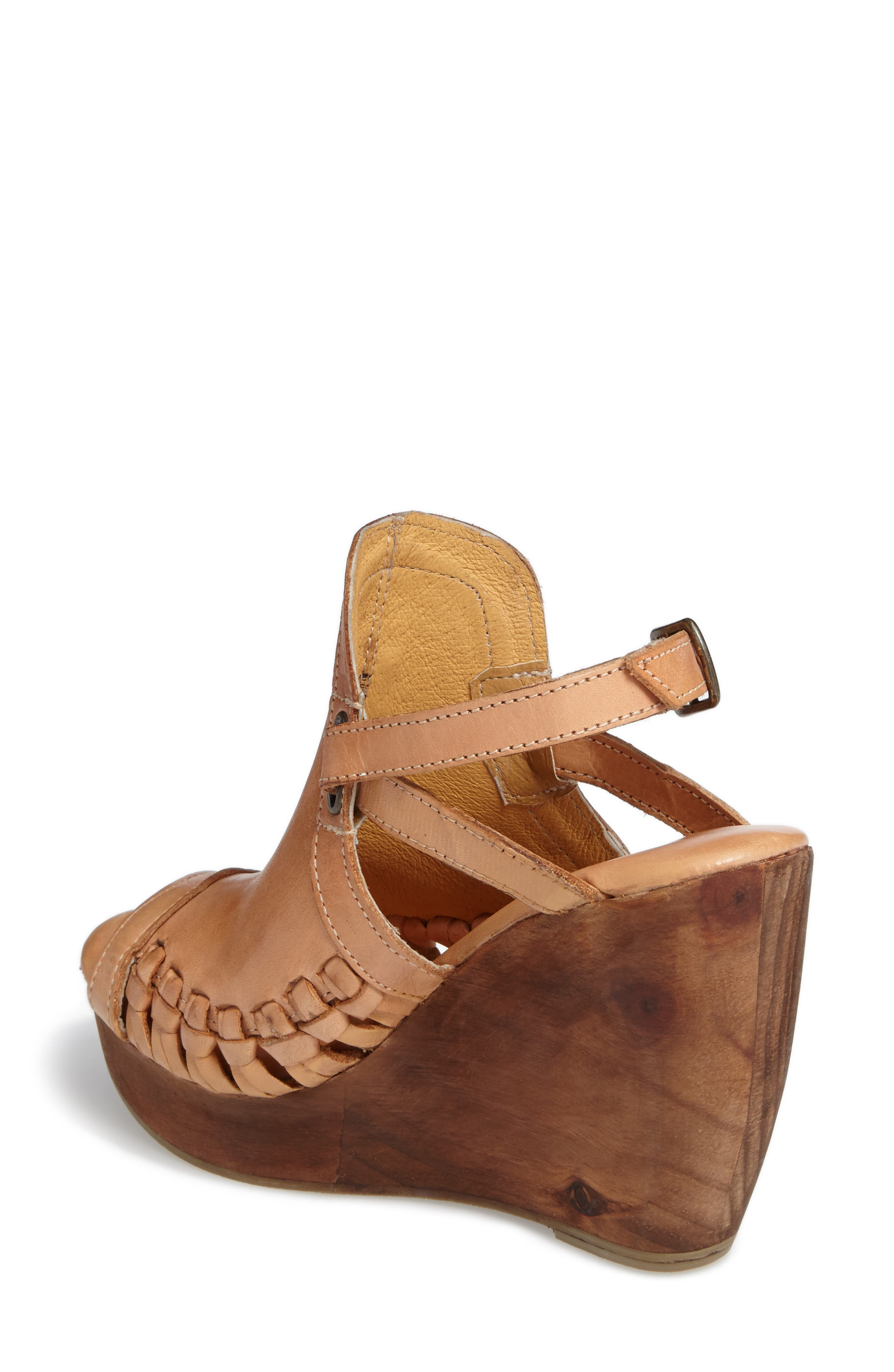 Alternate Image 2  - Very Volatile Carry Wedge Sandal (Women)