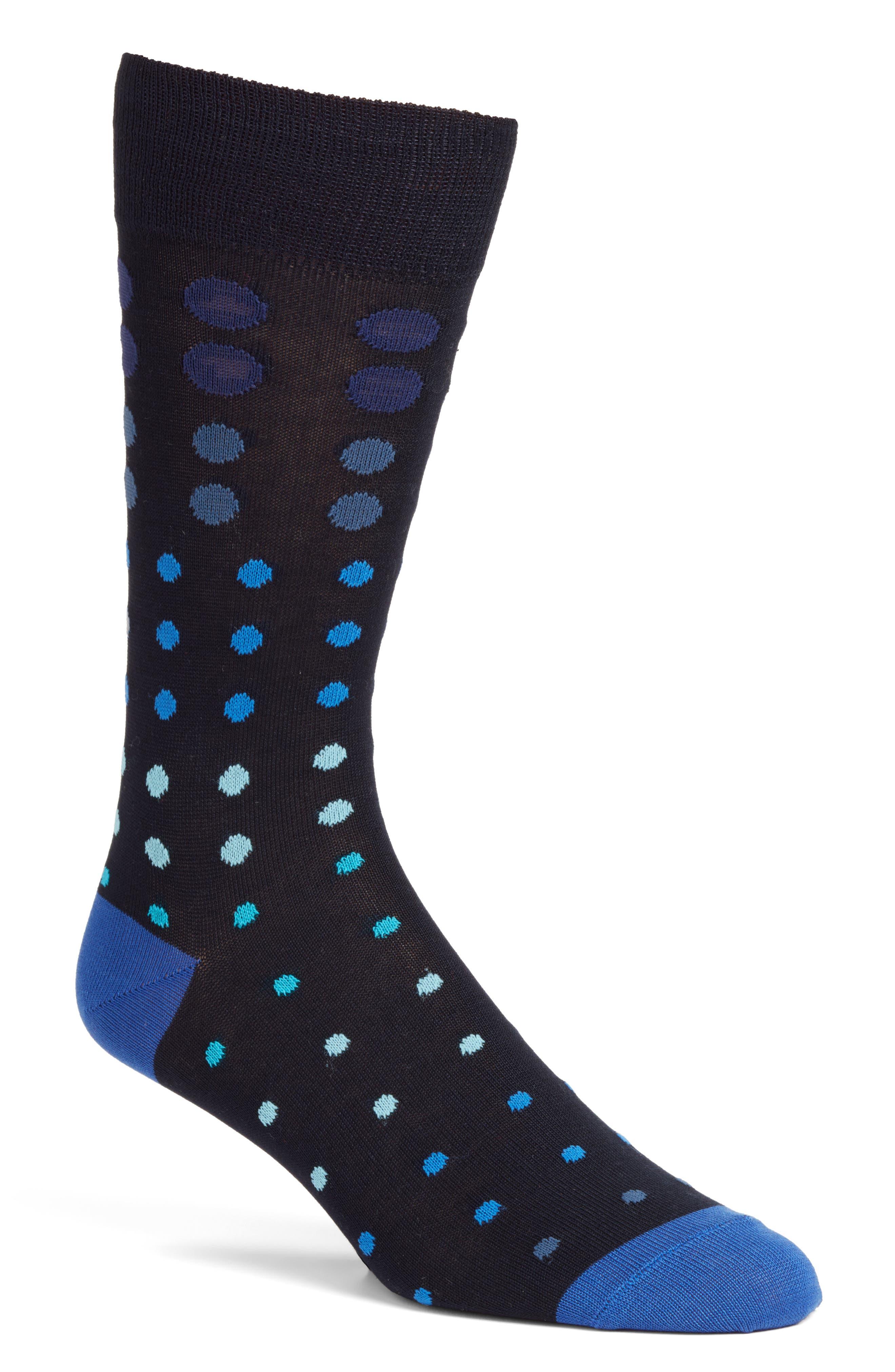 Paul Smith Gradient Spot Crew Socks