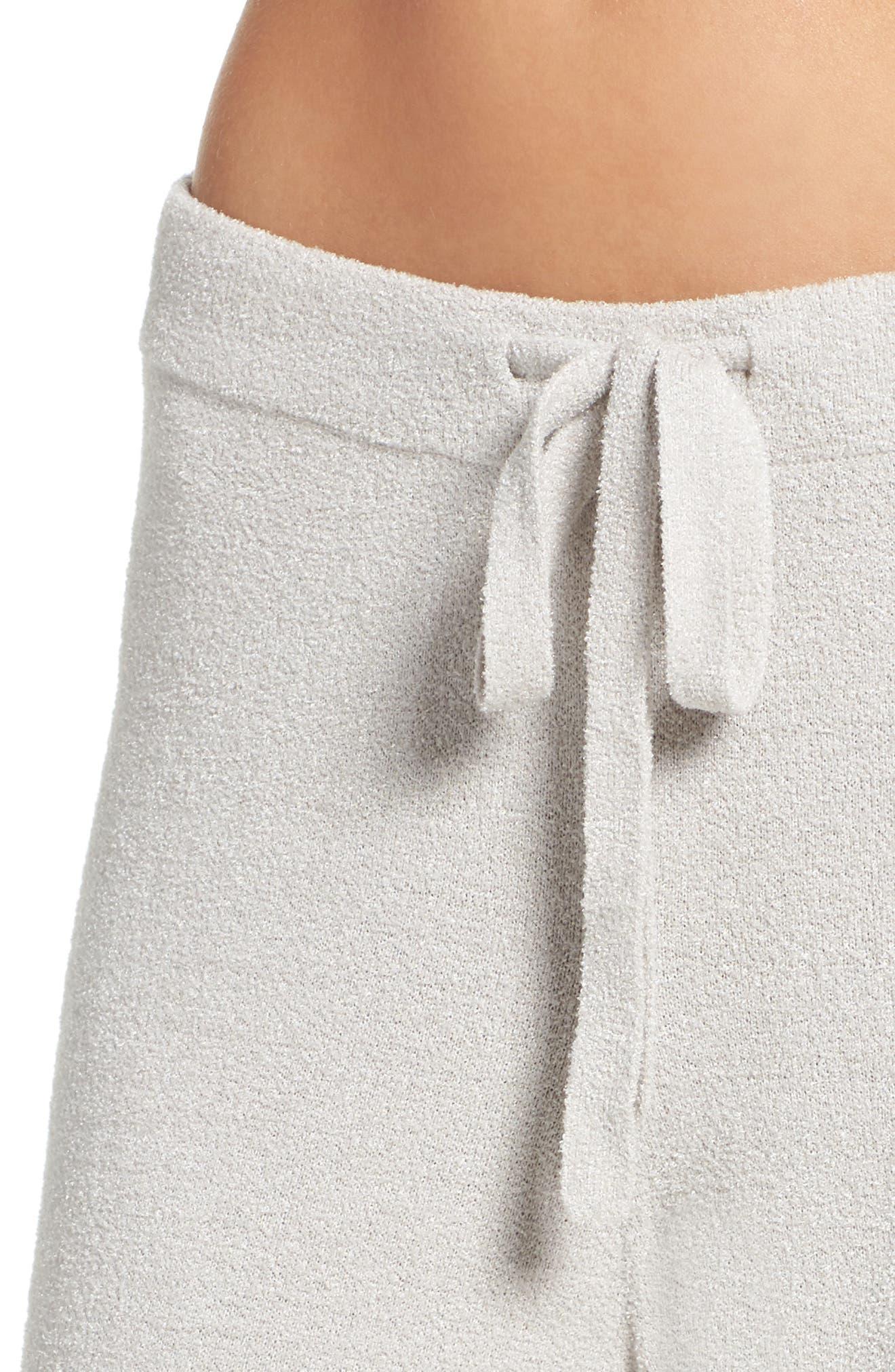 Alternate Image 5  - Barefoot Dreams® Cozychic Ultra Lite® Culotte Lounge Pants
