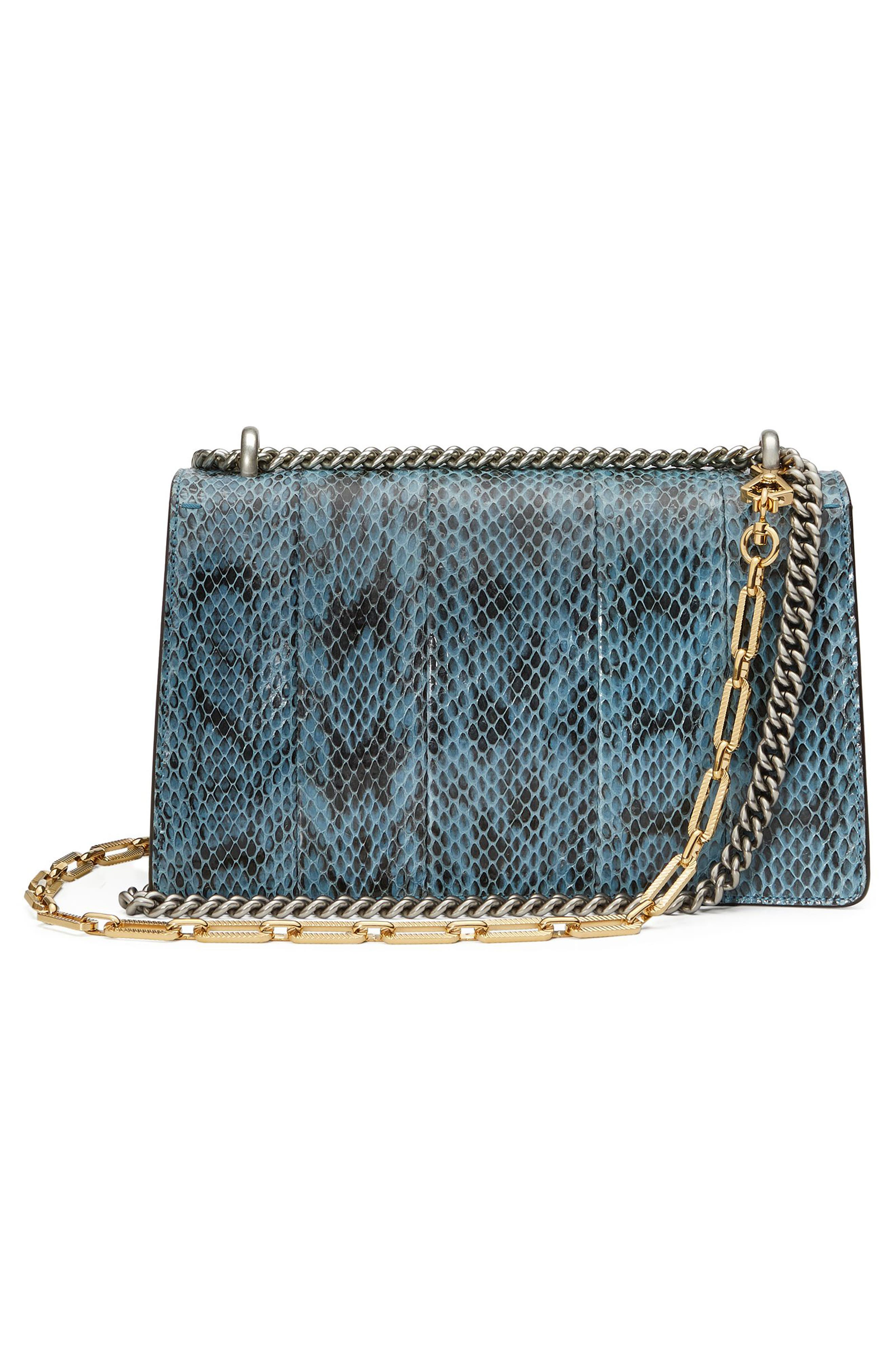 Alternate Image 2  - Gucci Dionysus Blind for Love Genuine Snakeskin Shoulder Bag