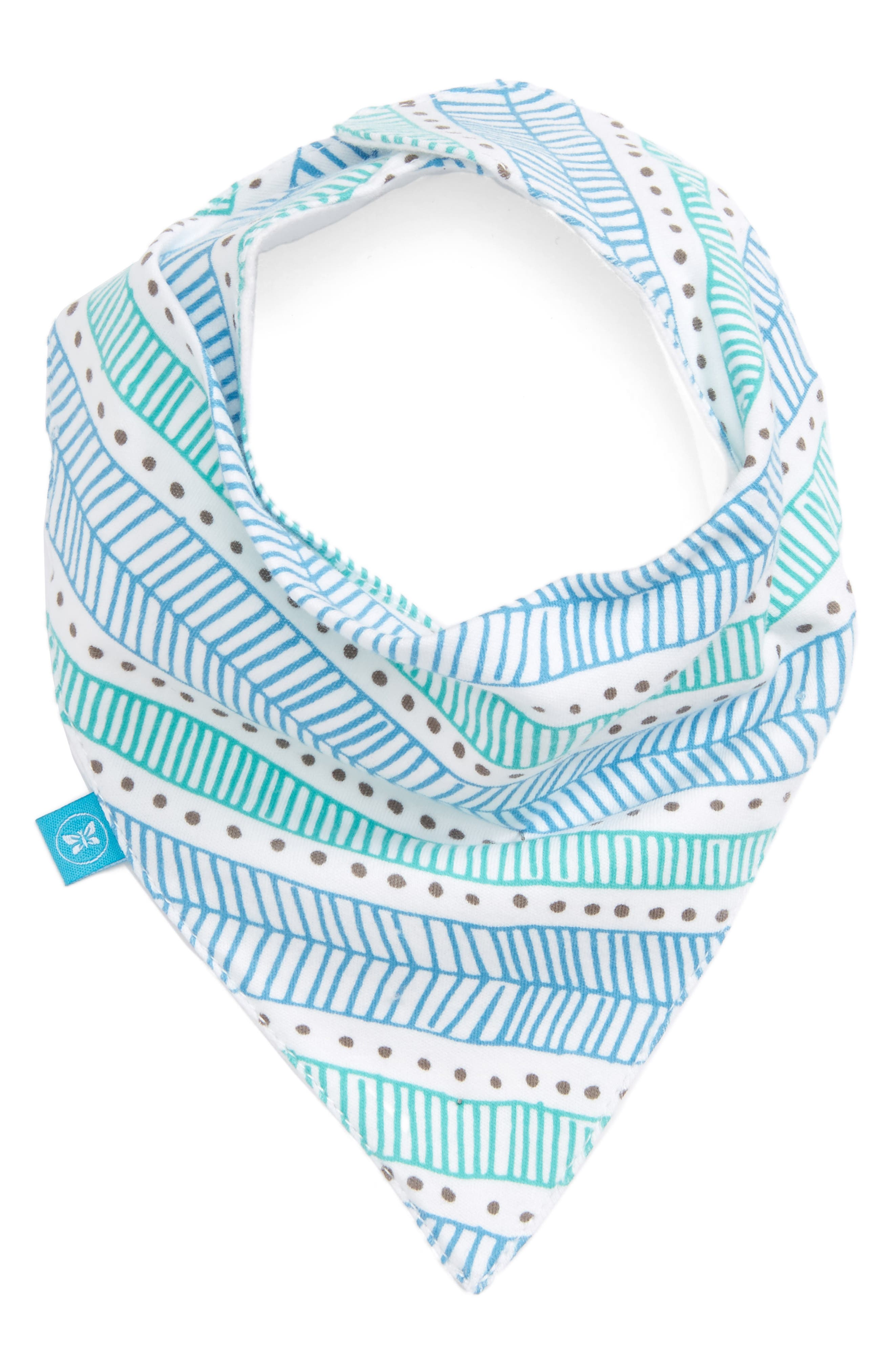 The Honest Company Organic Cotton Bandana Bib