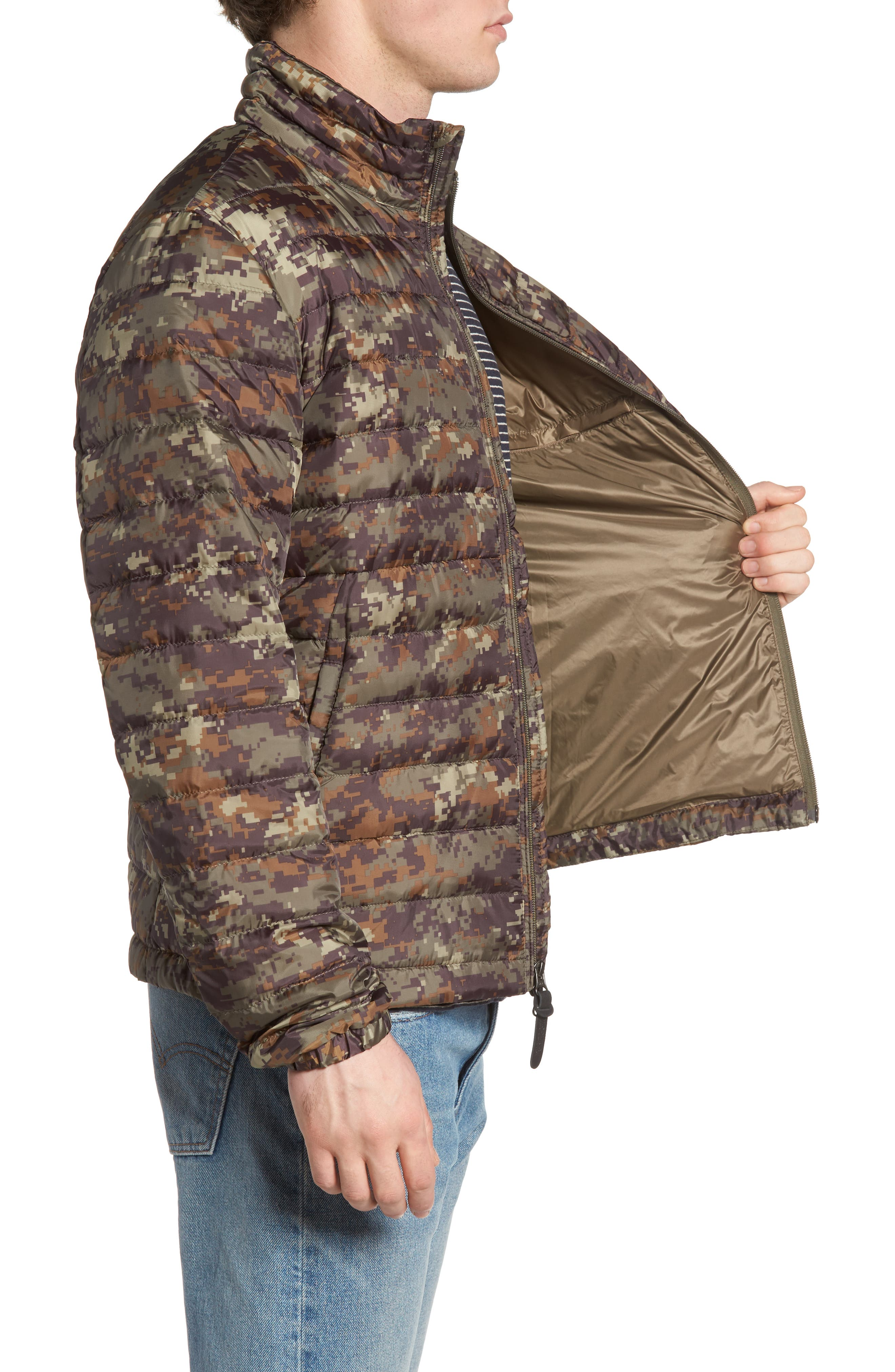 Alternate Image 3  - Woolrich John Rich & Bros Camou Sundance Down Jacket