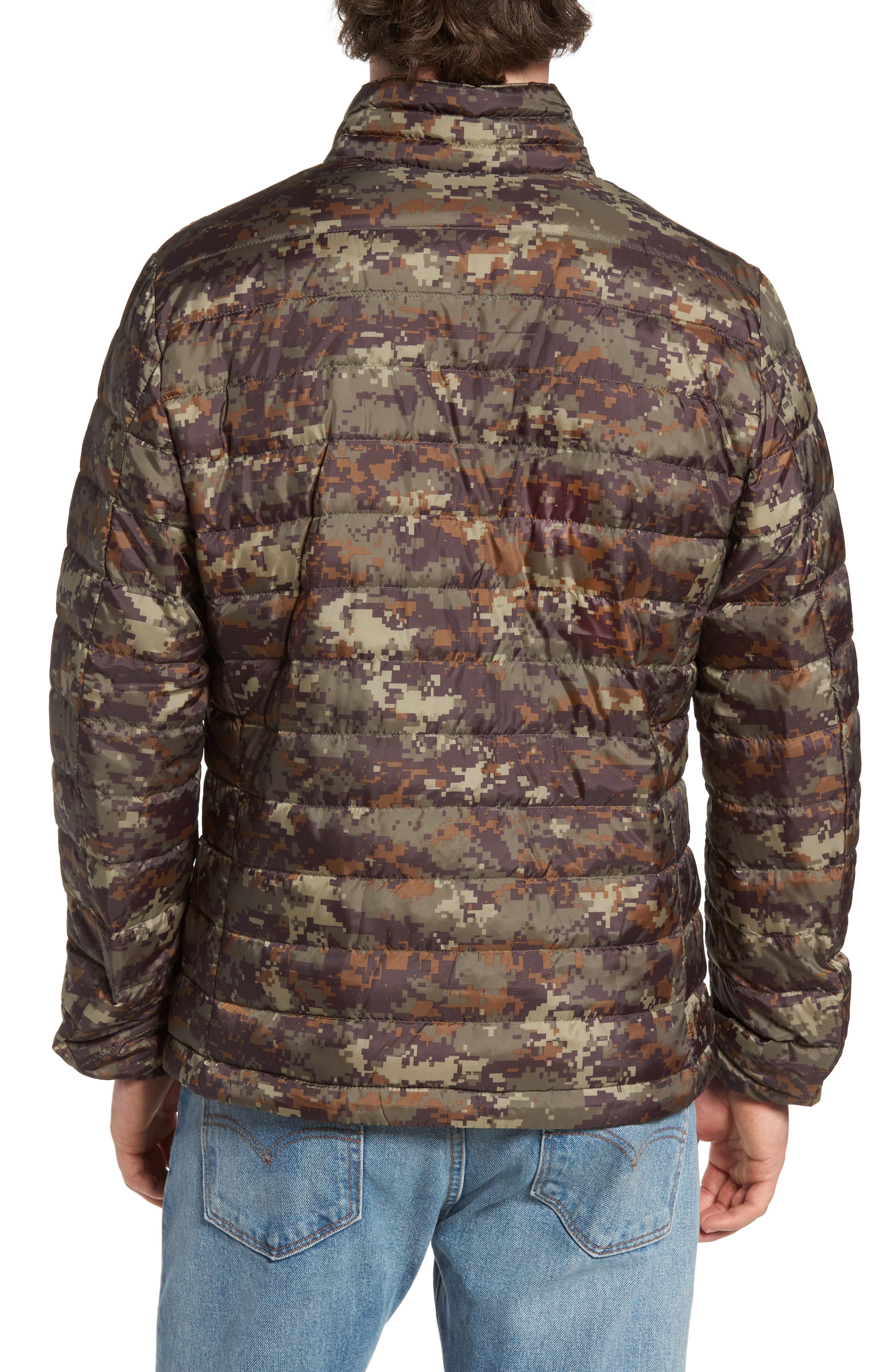 Alternate Image 2  - Woolrich John Rich & Bros Camou Sundance Down Jacket