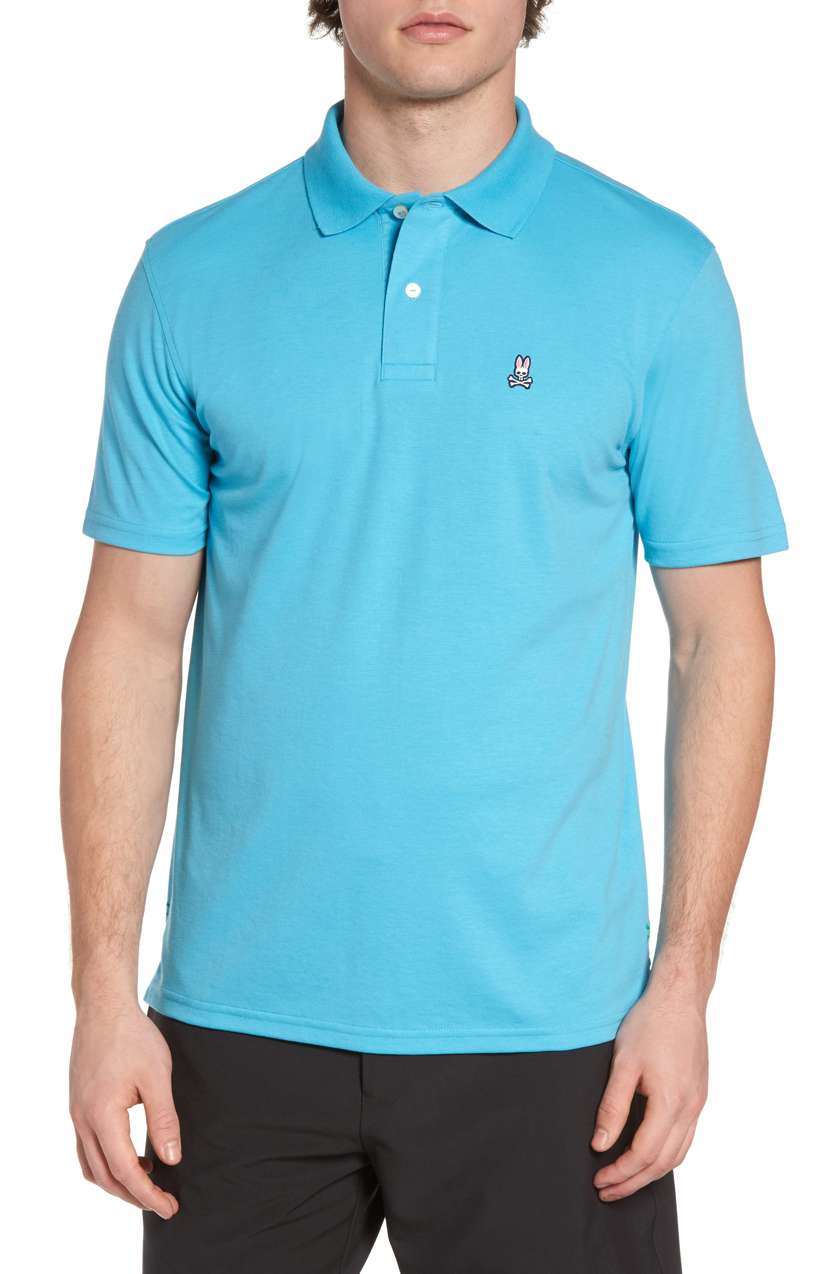 PSYCHO BUNNY Golf Polo