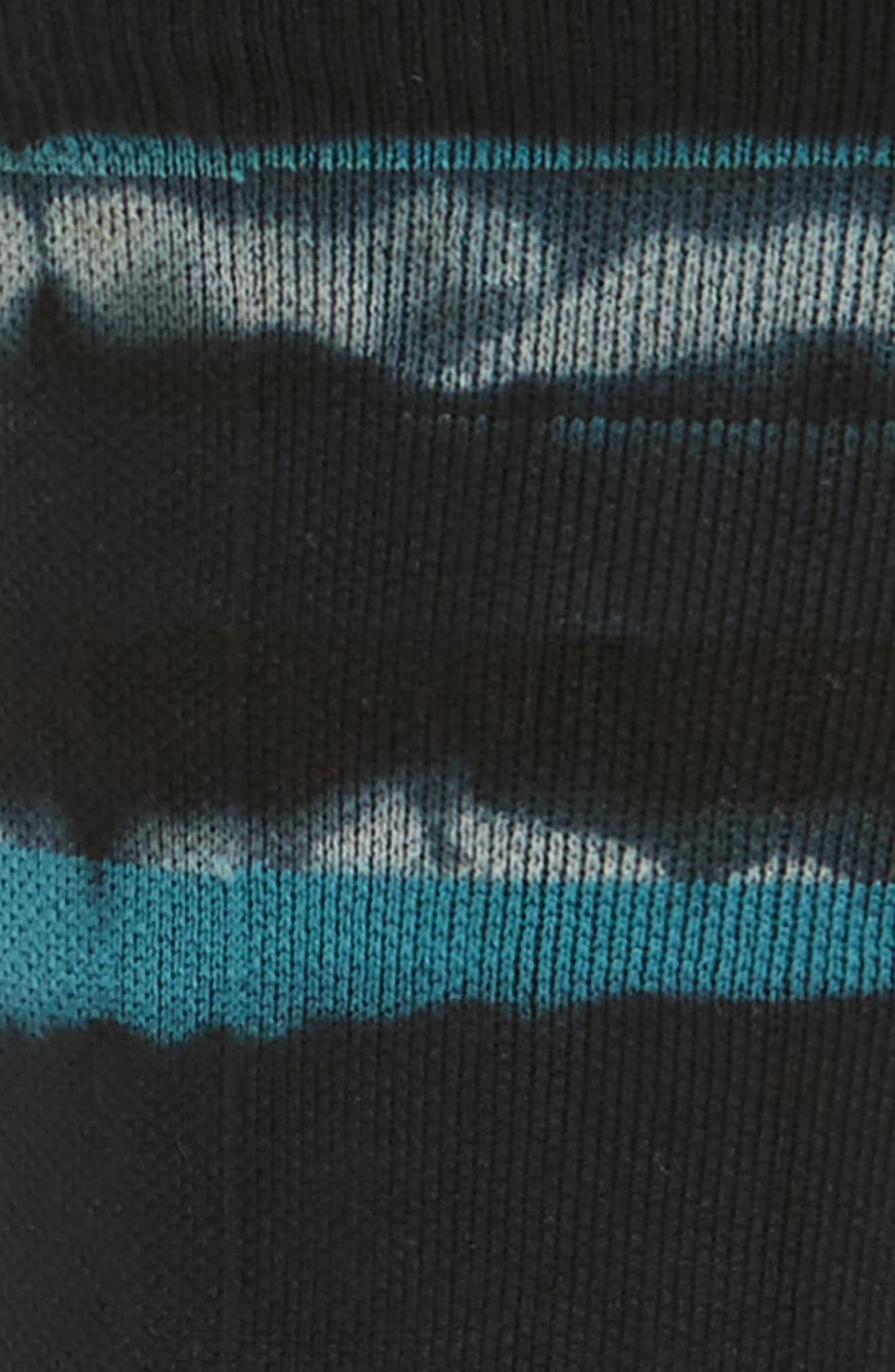 Empower Crew Socks,                             Alternate thumbnail 2, color,                             Blue