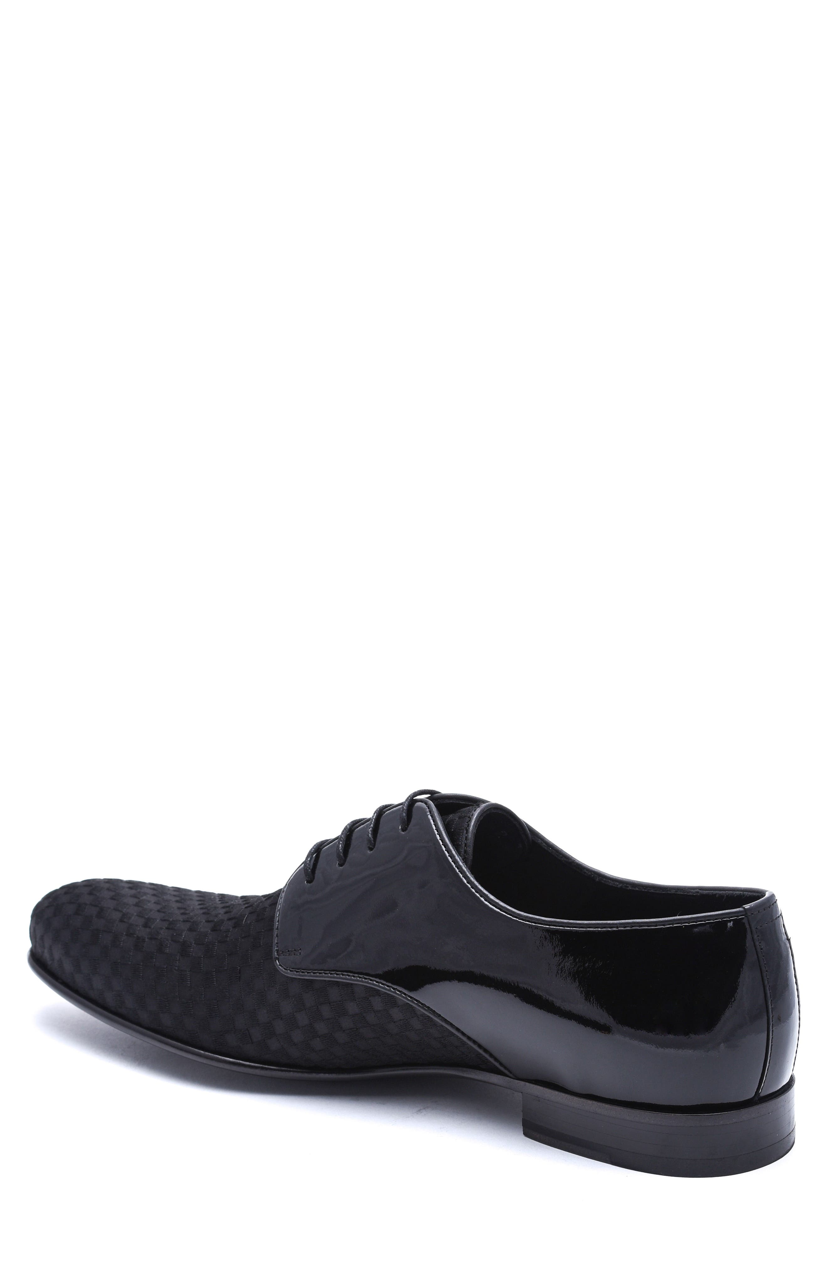 Alternate Image 2  - Jared Lang Woven Toe Derby (Men)