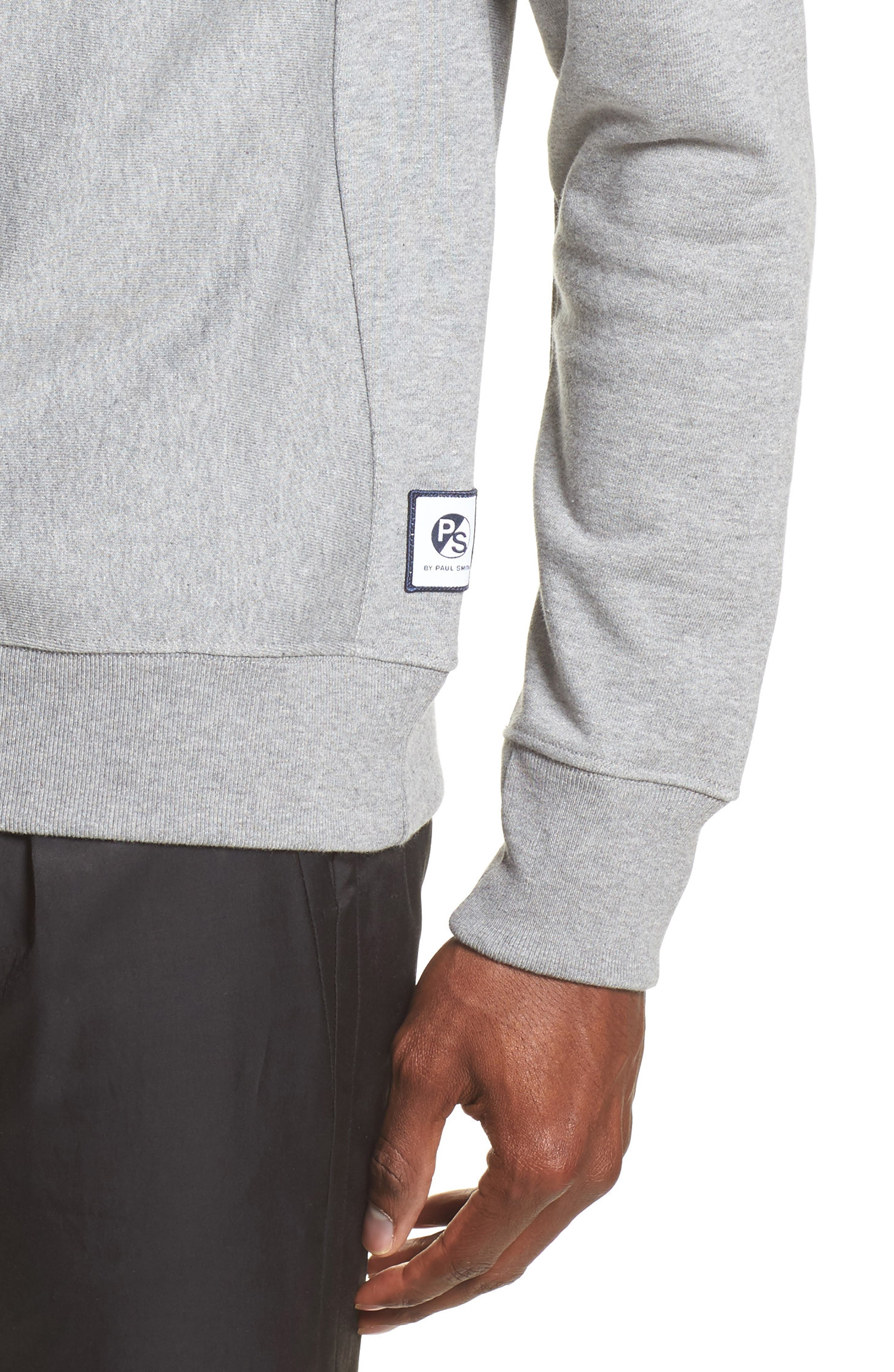Alternate Image 4  - PS Paul Smith Classic Crewneck Sweatshirt