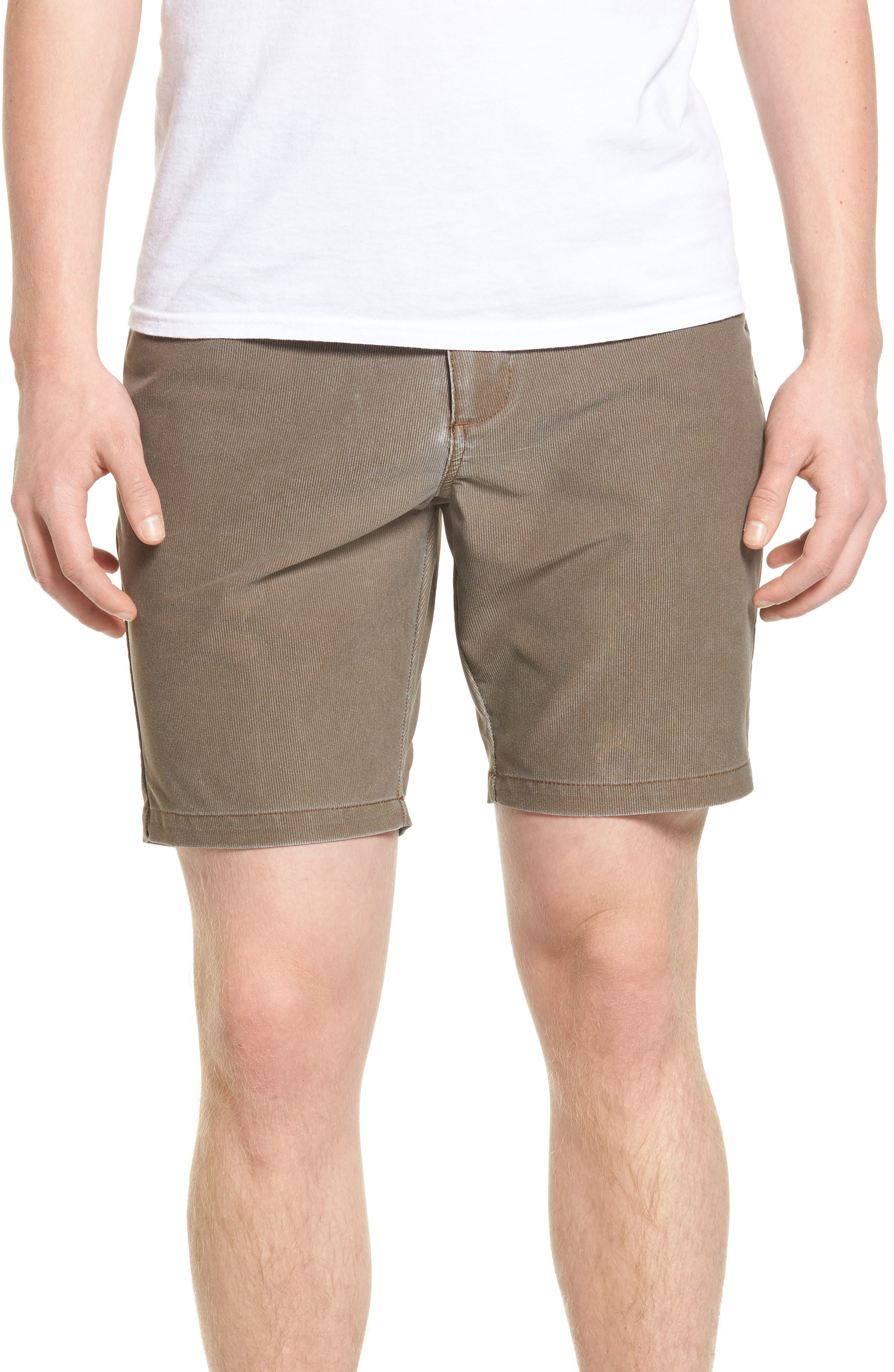 Billabong Outsider x Surf Hybrid Corduroy Shorts