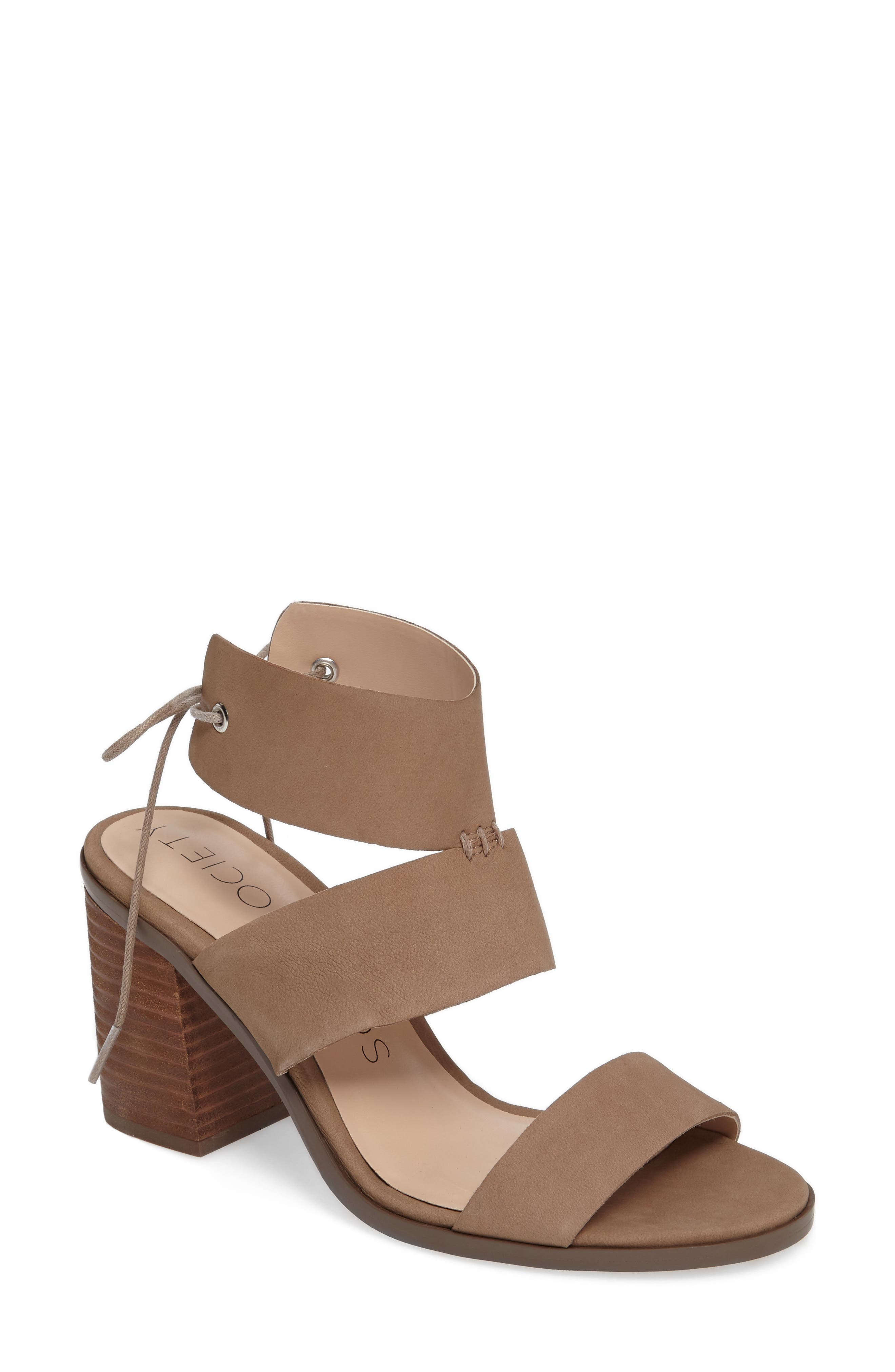 Alternate Image 1 Selected - Sole Society Hayden Sandal (Women)