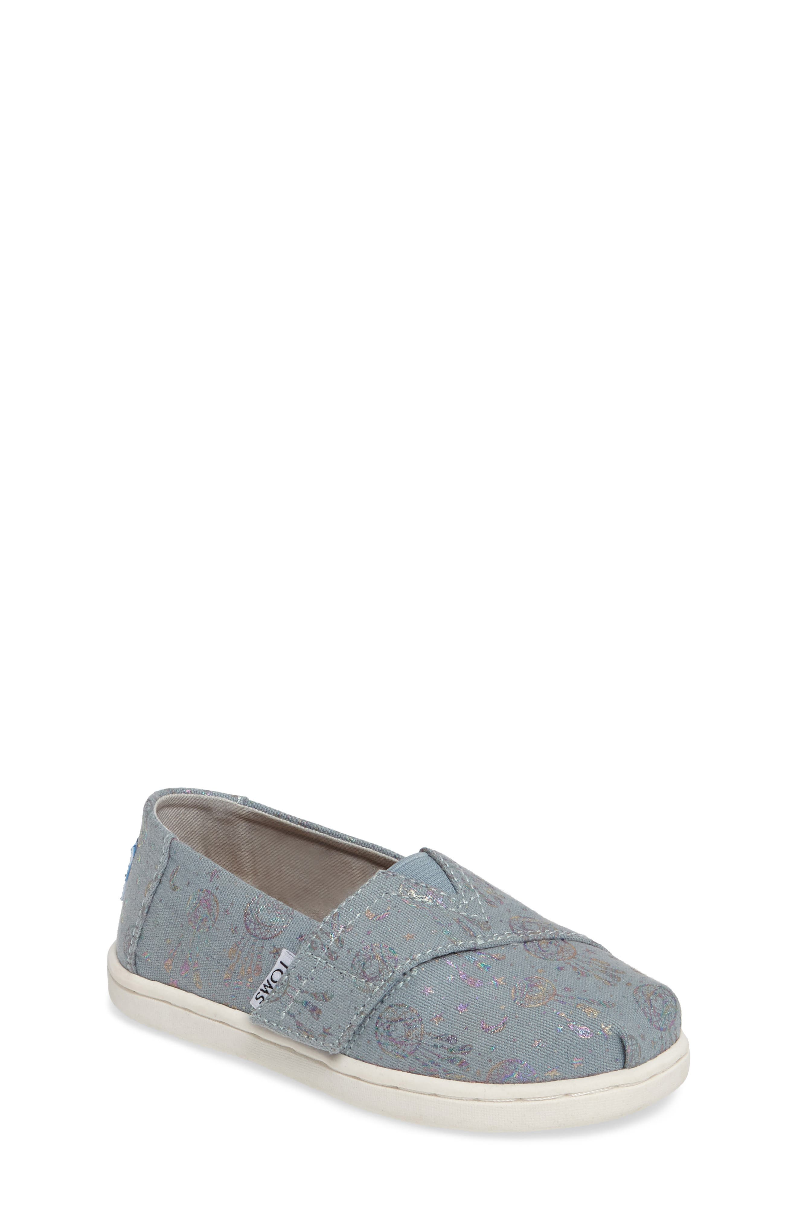 TOMS Dreamcatcher Slip-On (Baby, Walker, Toddler, Little Kid & Big Kid)