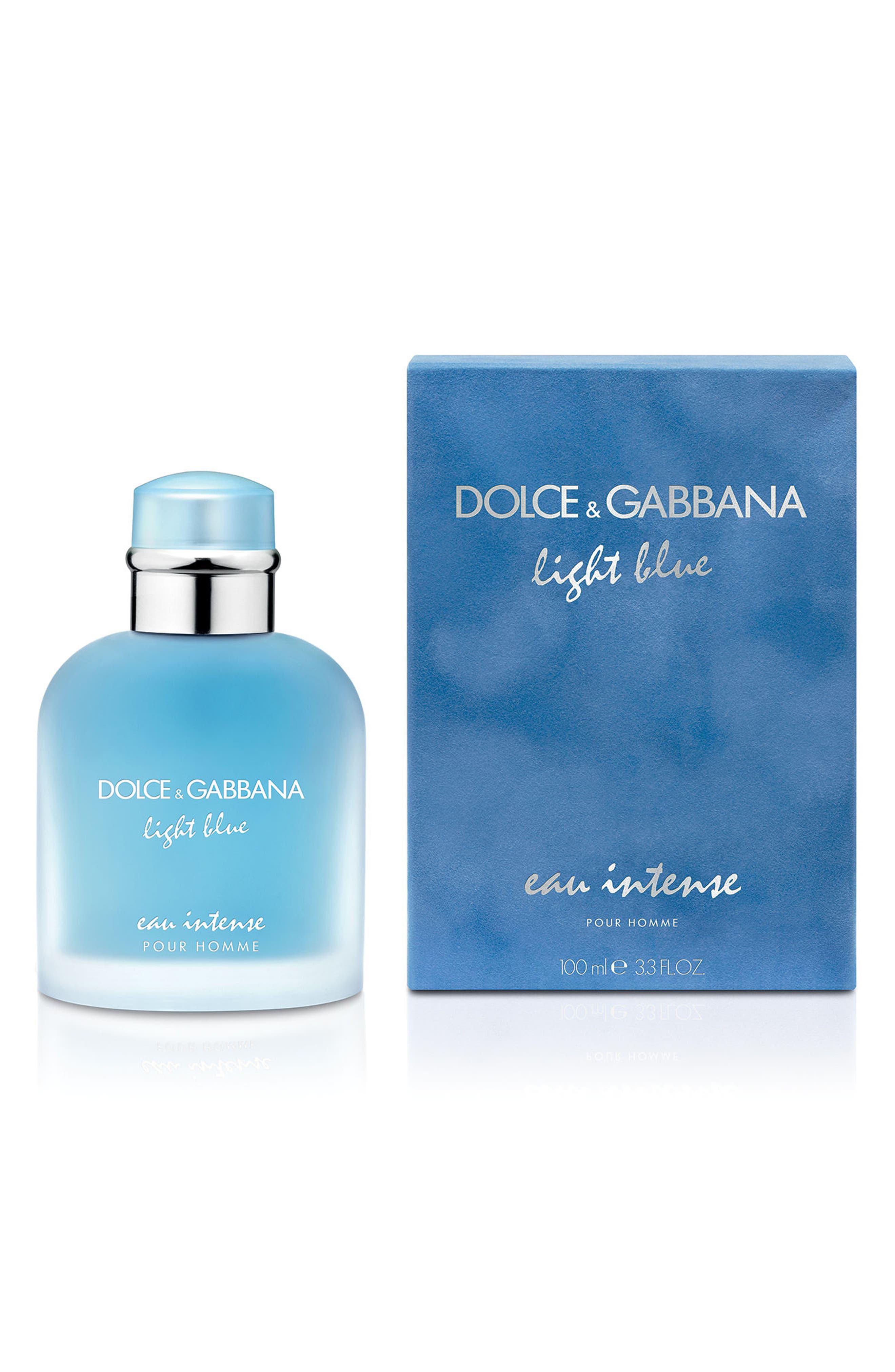 Main Image - Dolce&Gabbana Light Blue Eau Intense Pour Homme