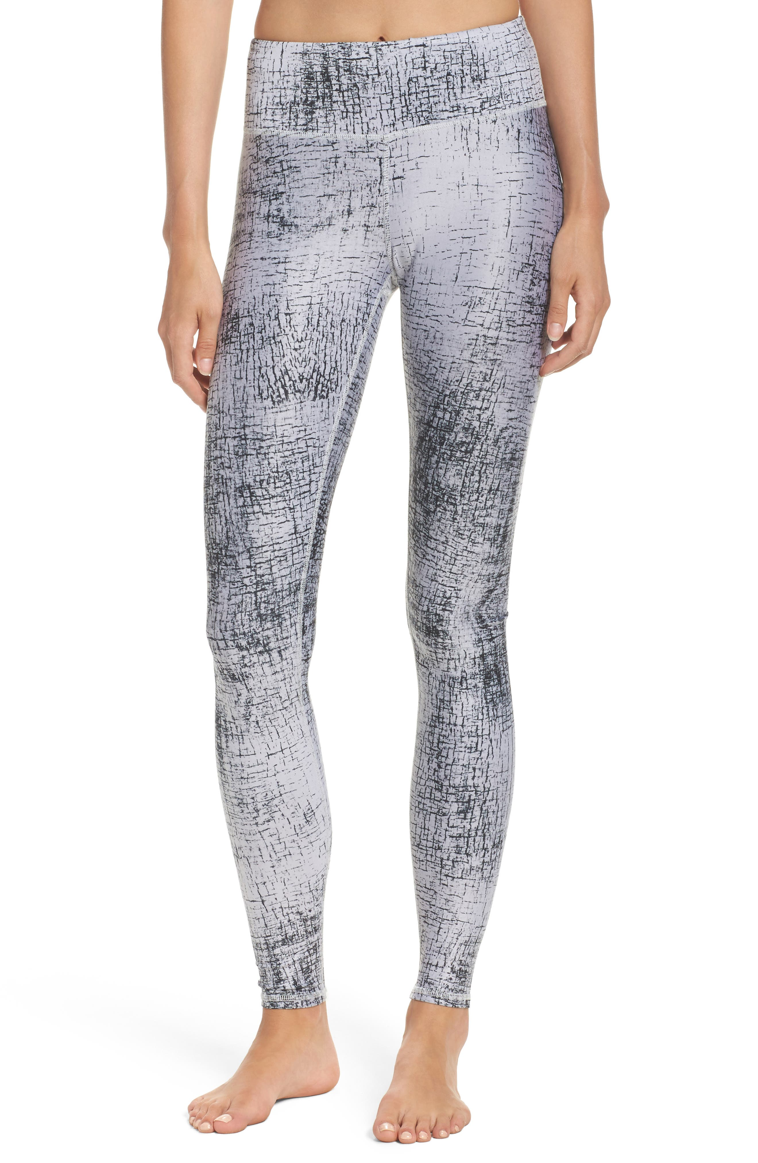 Tech Lift Airbrush Leggings,                             Main thumbnail 1, color,                             Crackle