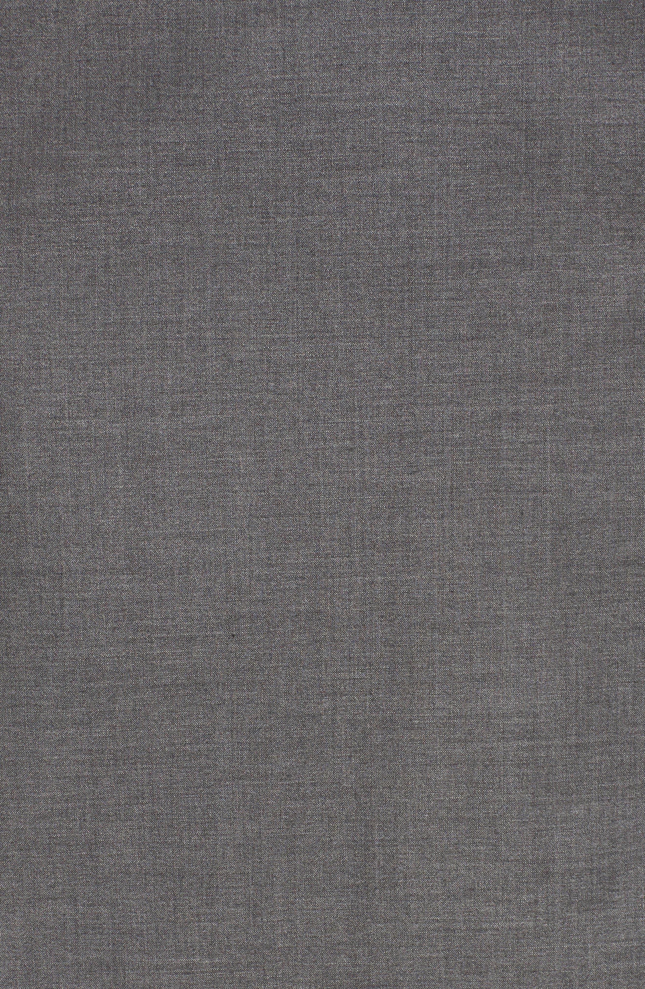 Alternate Image 6  - BOSS Vileana Wool Blend Suit Skirt