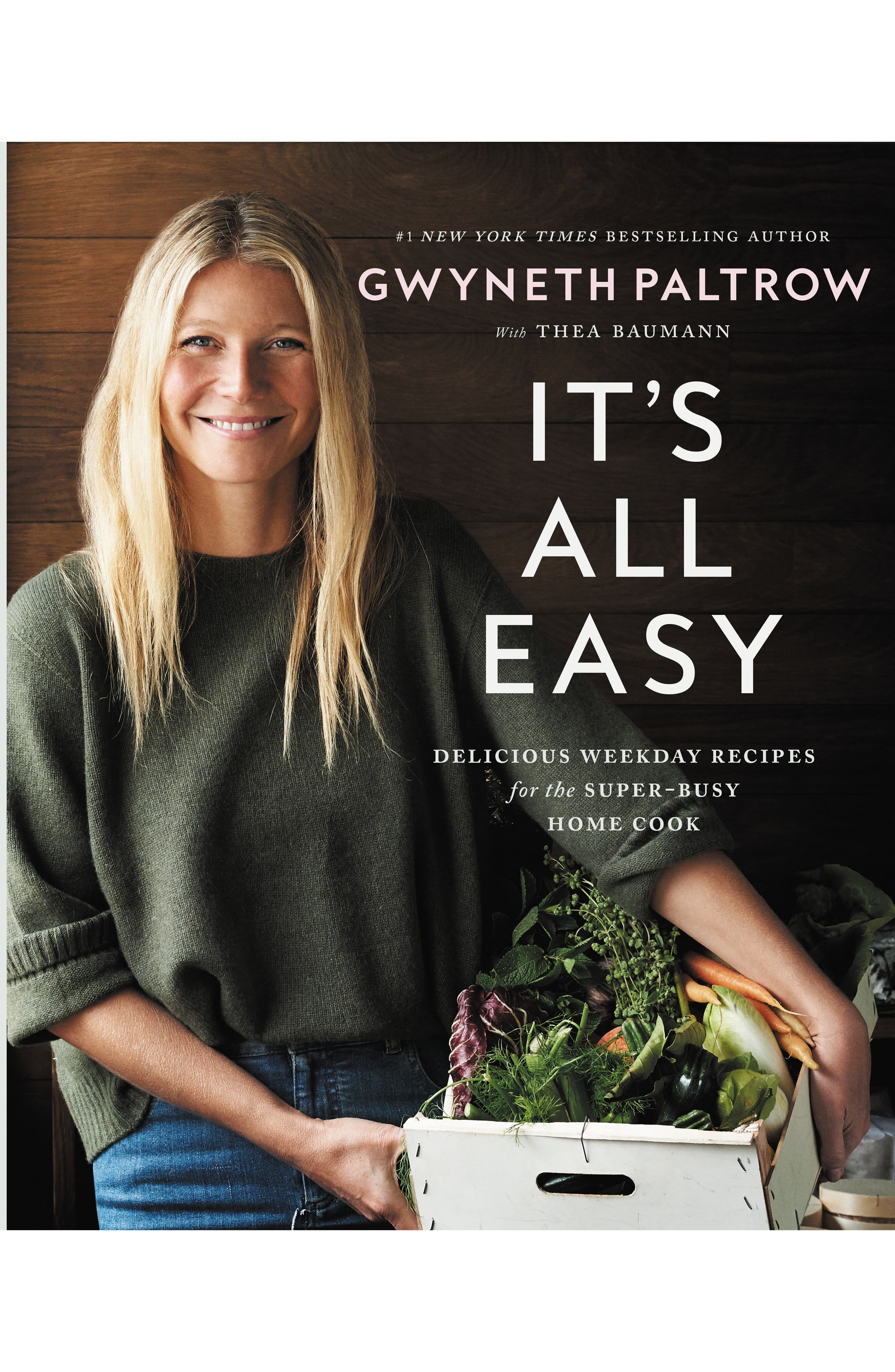 Main Image - It's All Easy Cookbook