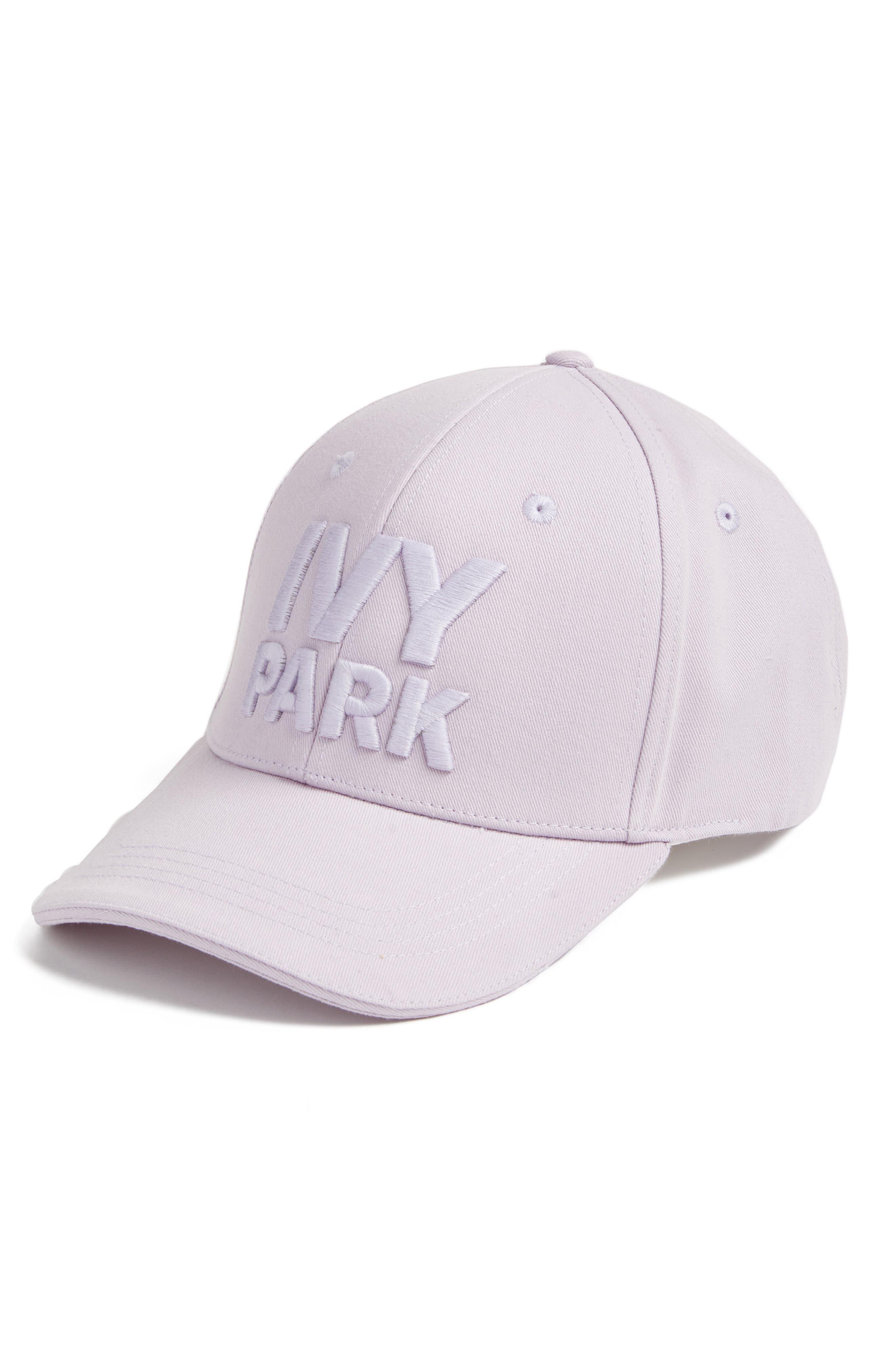 IVY PARK Tonal Logo Baseball Cap