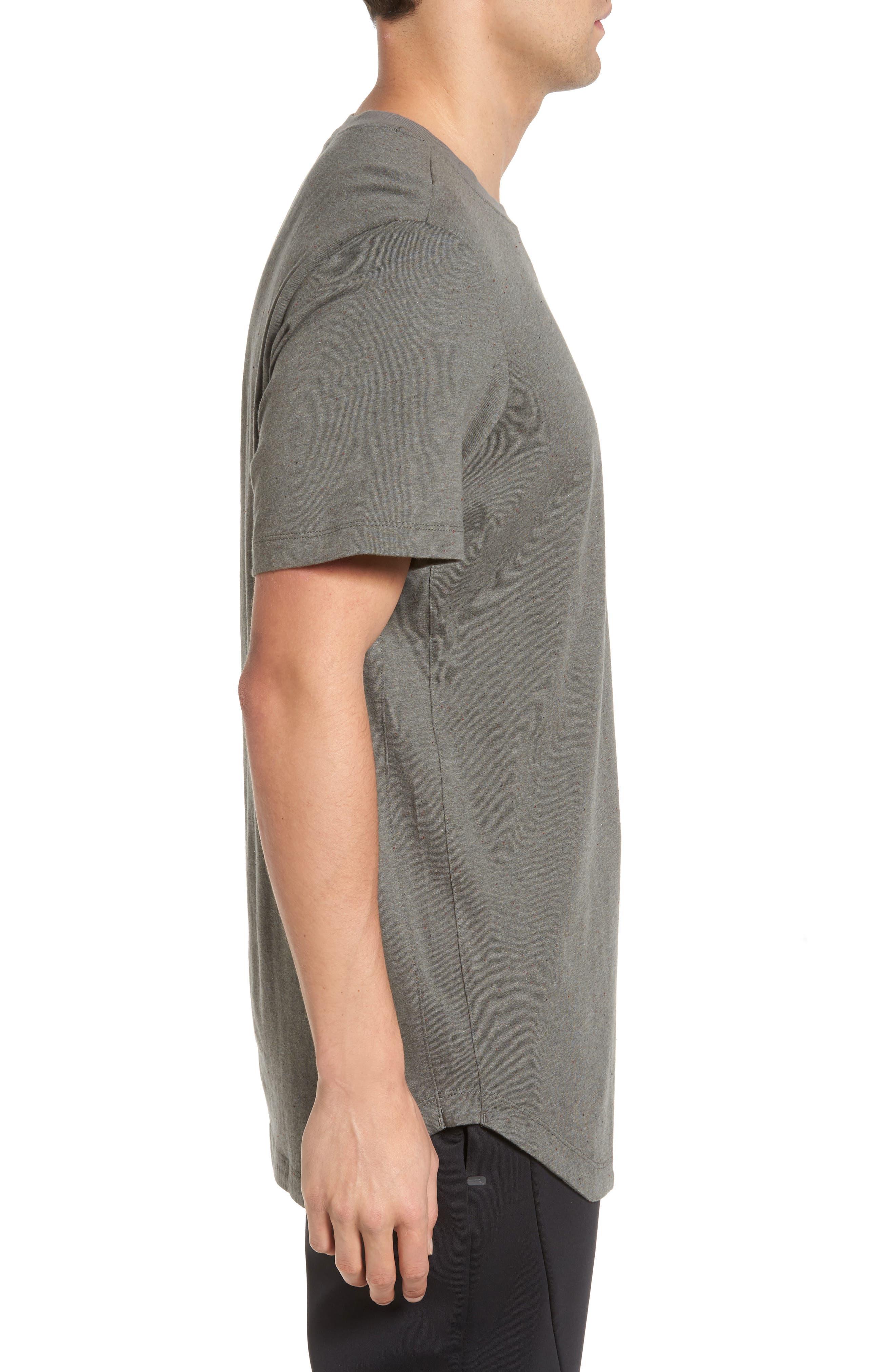Future 2 T-Shirt,                             Alternate thumbnail 3, color,                             White/ Black