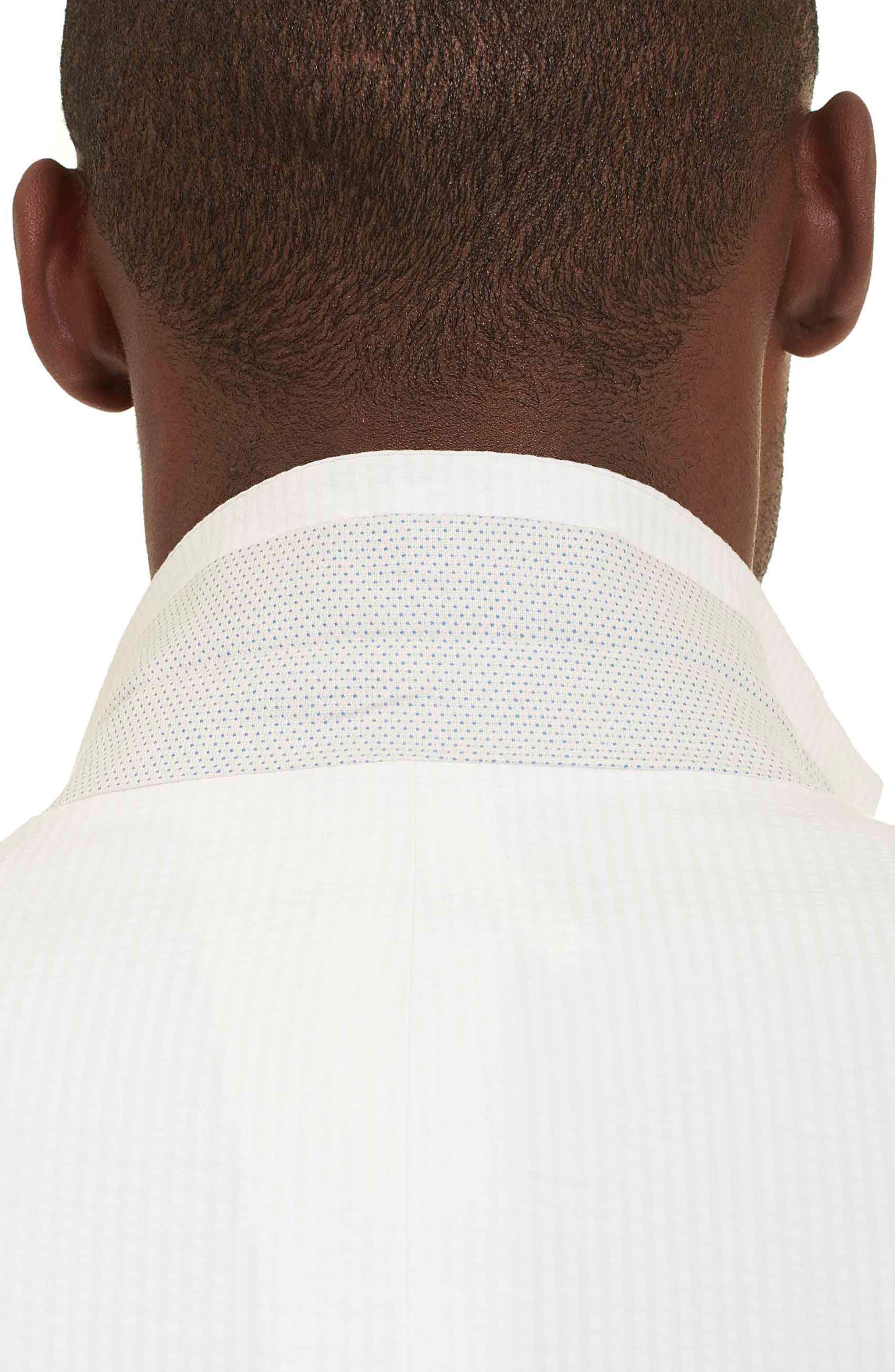 Castroville Classic Fit Sport Coat,                             Alternate thumbnail 5, color,                             White
