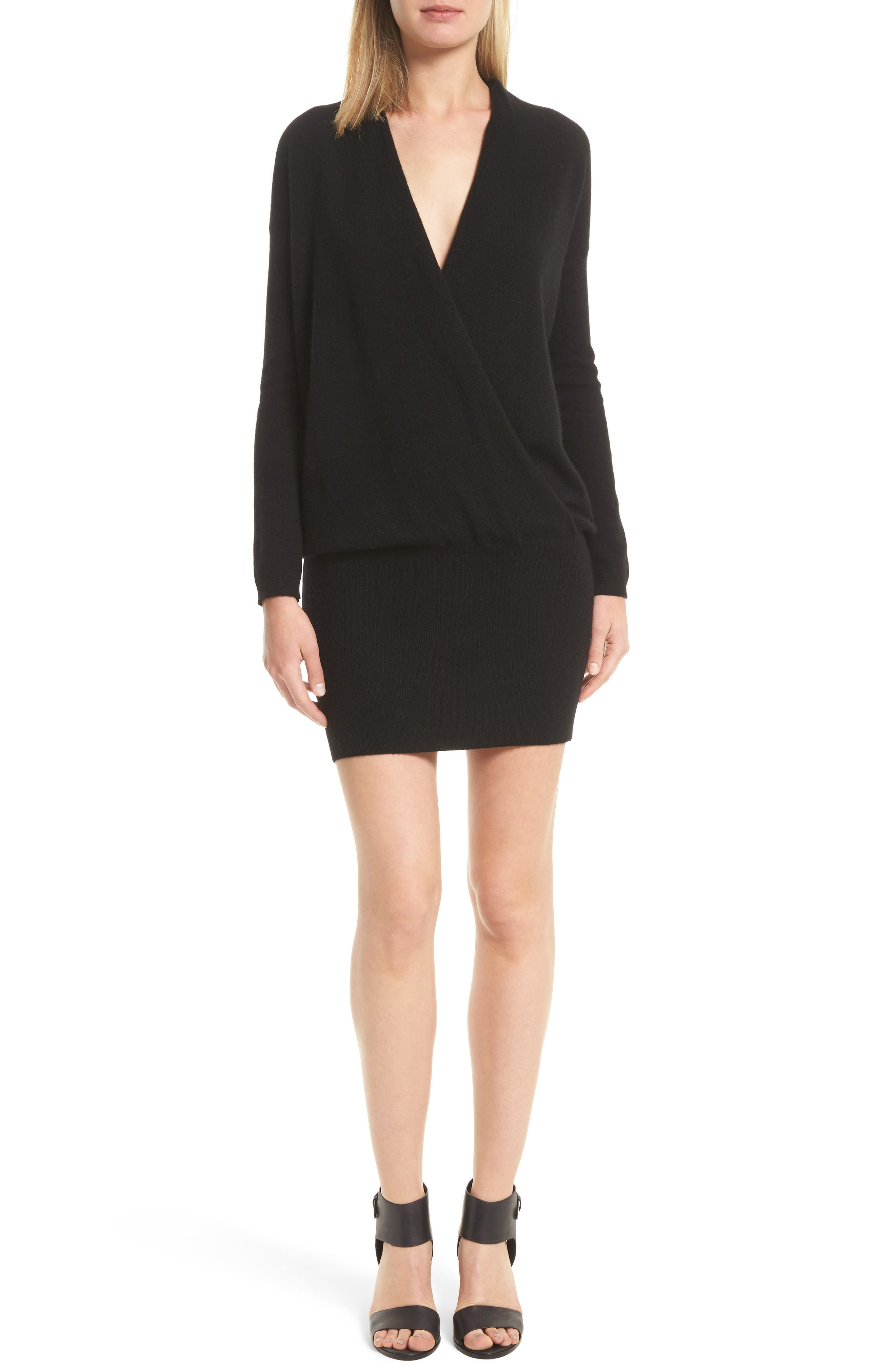 Joie Syrin Wool & Cashmere Sweater Dress