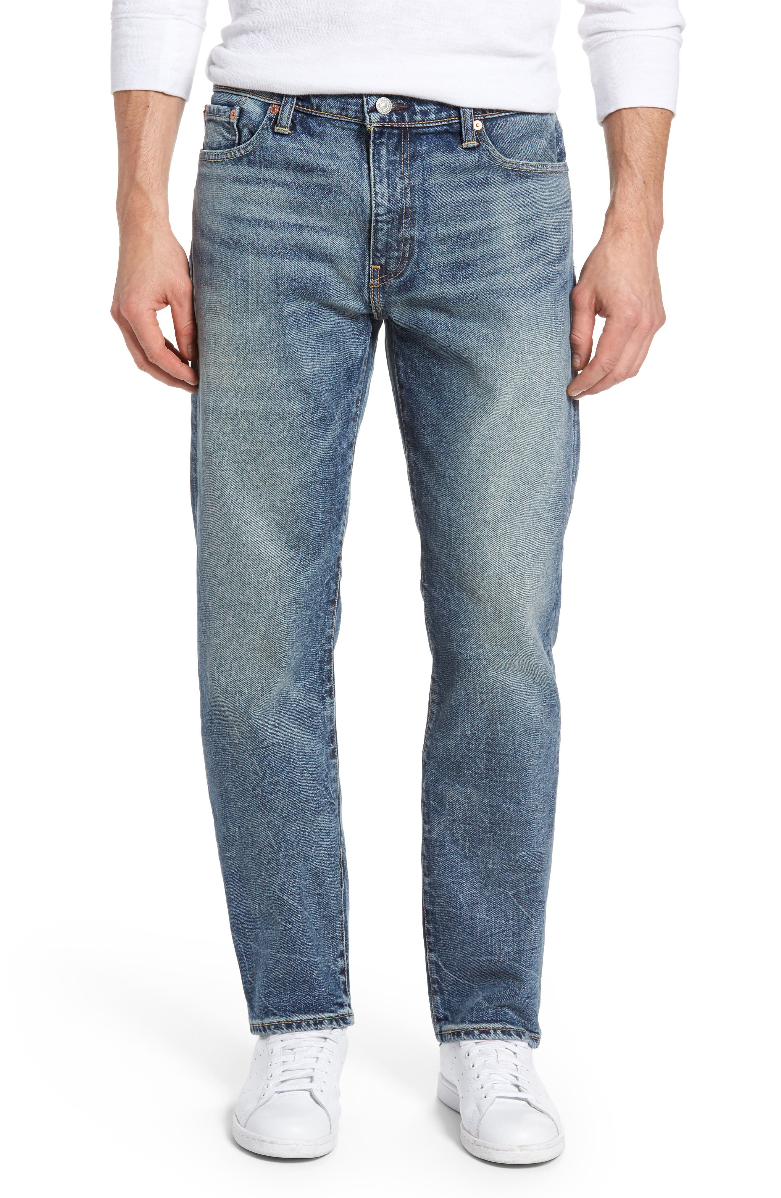 513<sup>™</sup> Slim Straight Leg Jeans,                         Main,                         color, Danz