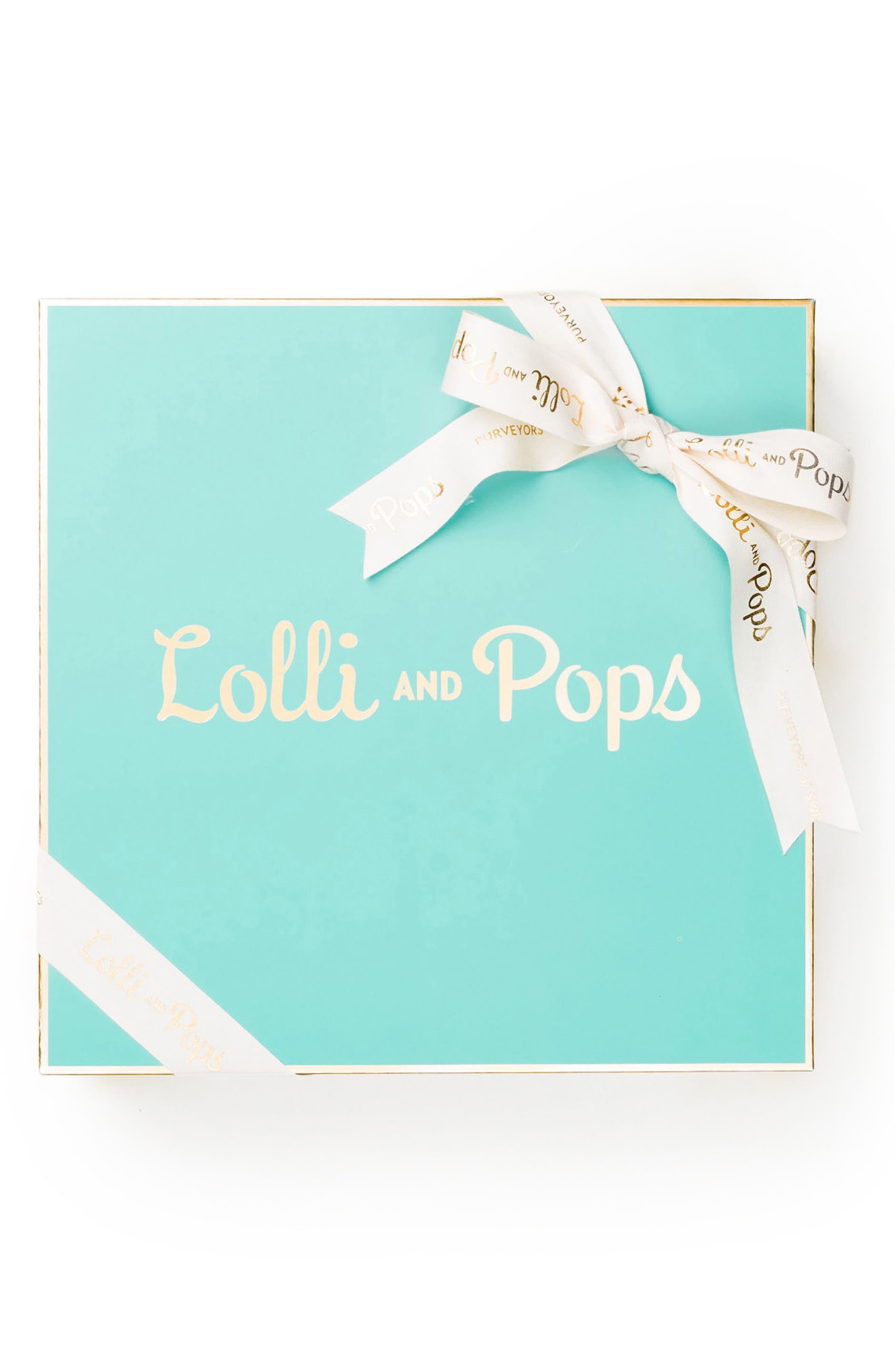 Alternate Image 2  - Lolli and Pops Topp'd Gift Set