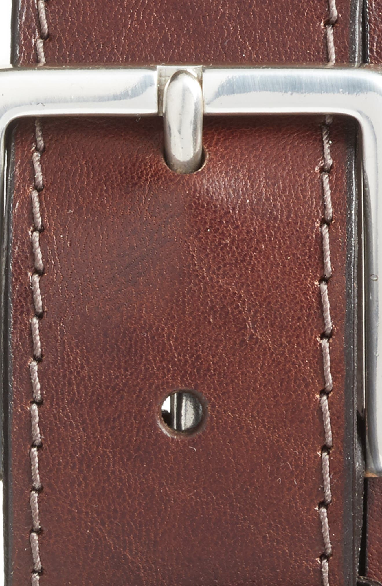 Alternate Image 2  - Bosca The Franco Leather Belt