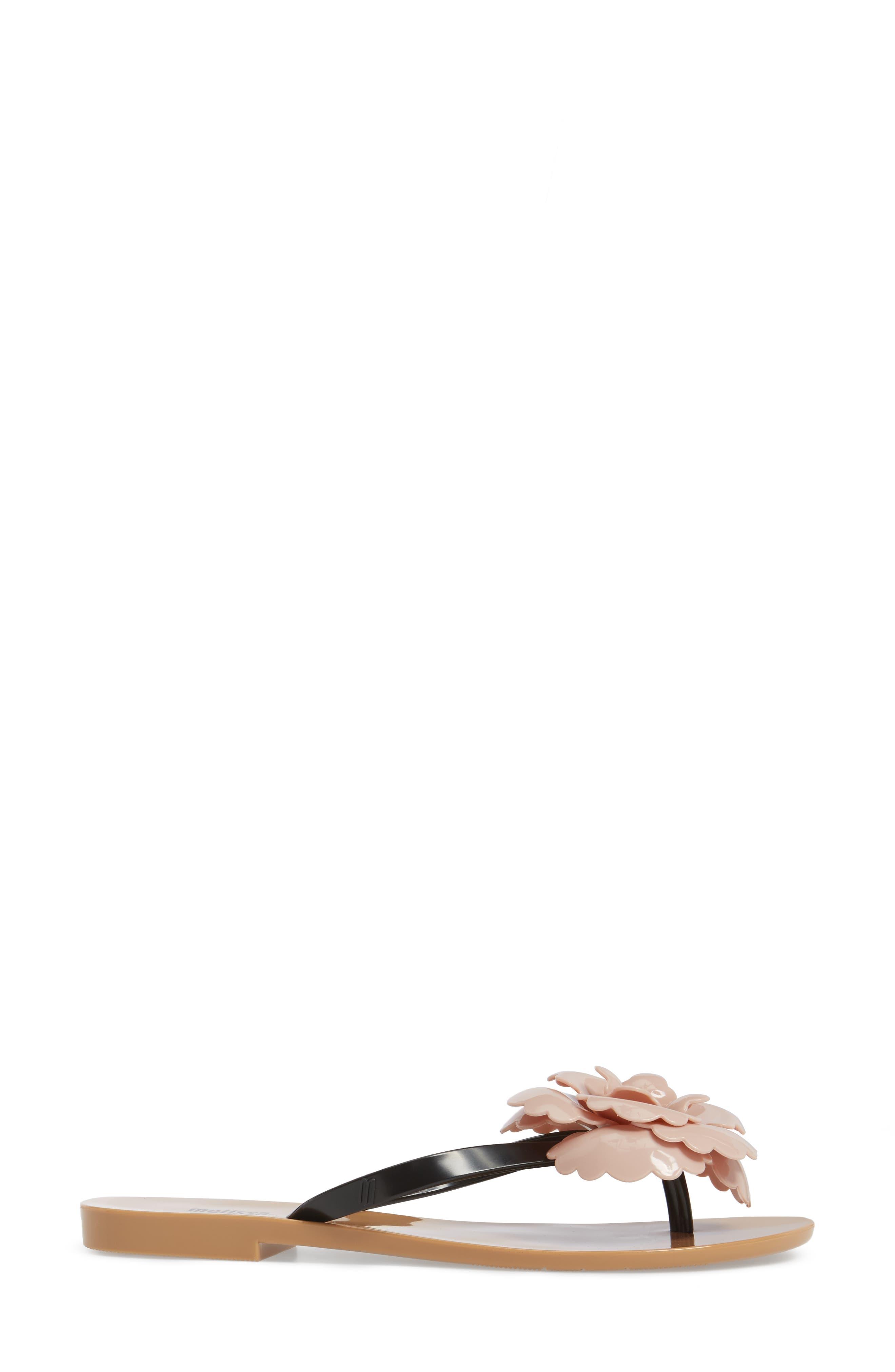 Alternate Image 2  - Melissa Harmonic Flower Flip Flop (Women)
