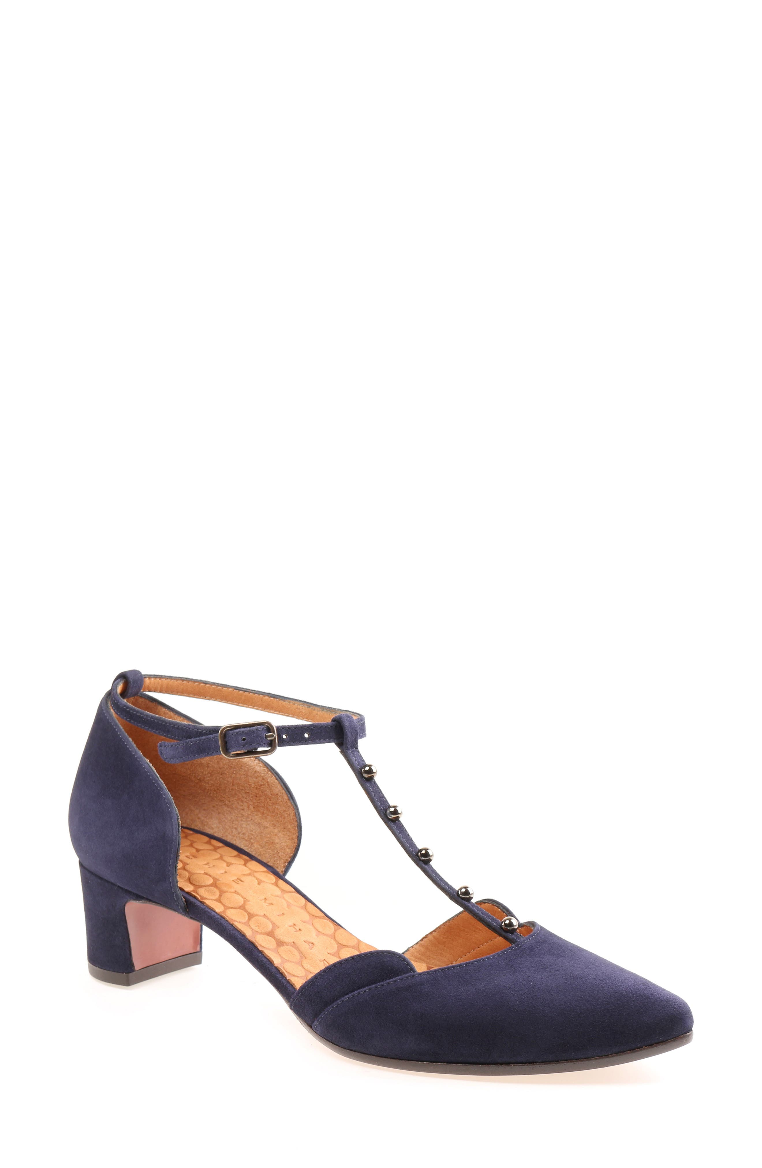 Chie Mihara Cachin T-Strap Pump (Women)