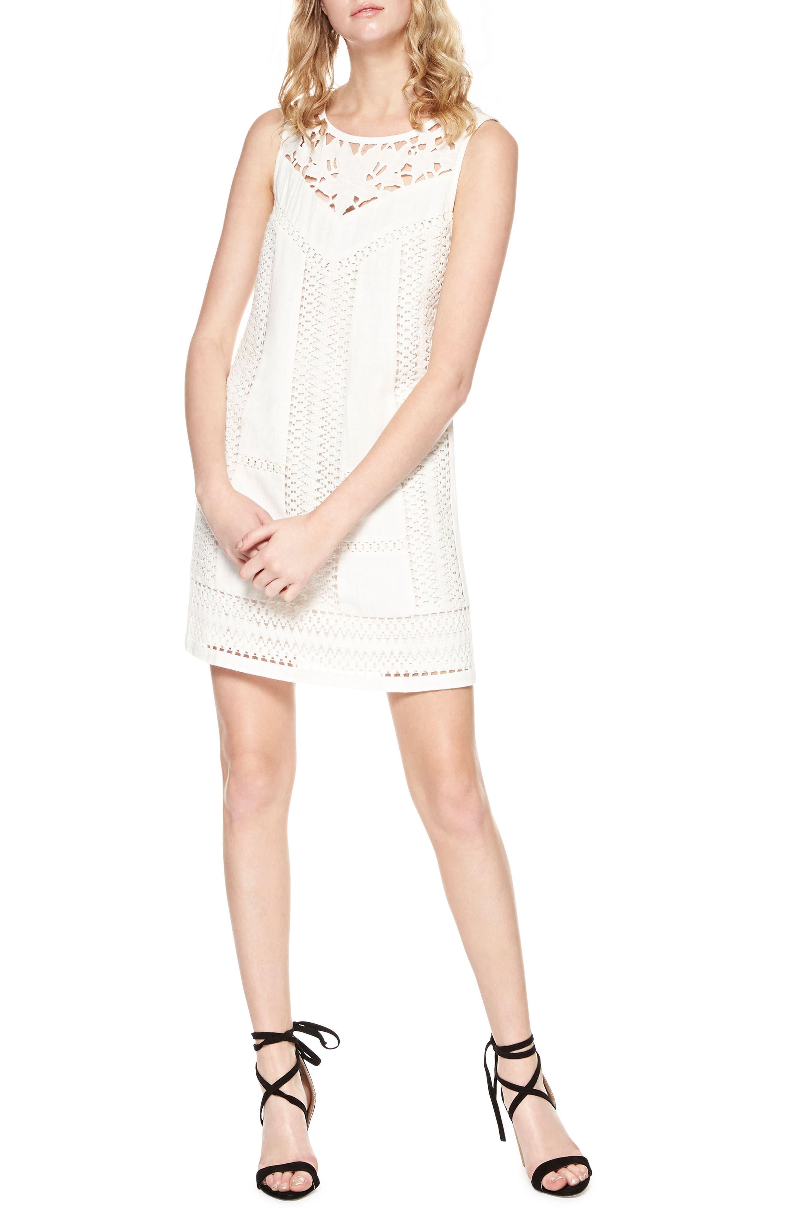 Sanctuary Emily Lace A-Line Dress