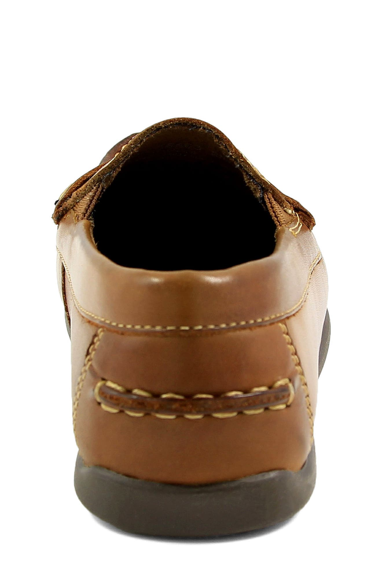 Alternate Image 7  - Florsheim 'Jasper - Driver Jr.' Loafer (Toddler, Little Kid & Big Kid)