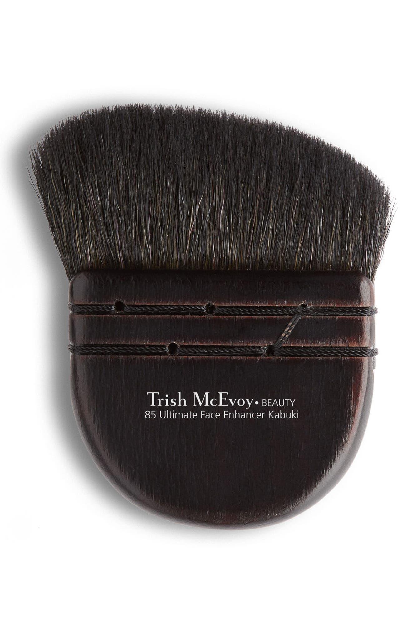 Main Image - Trish McEvoy #85 Ultimate Face Enhancer Kabuki Brush