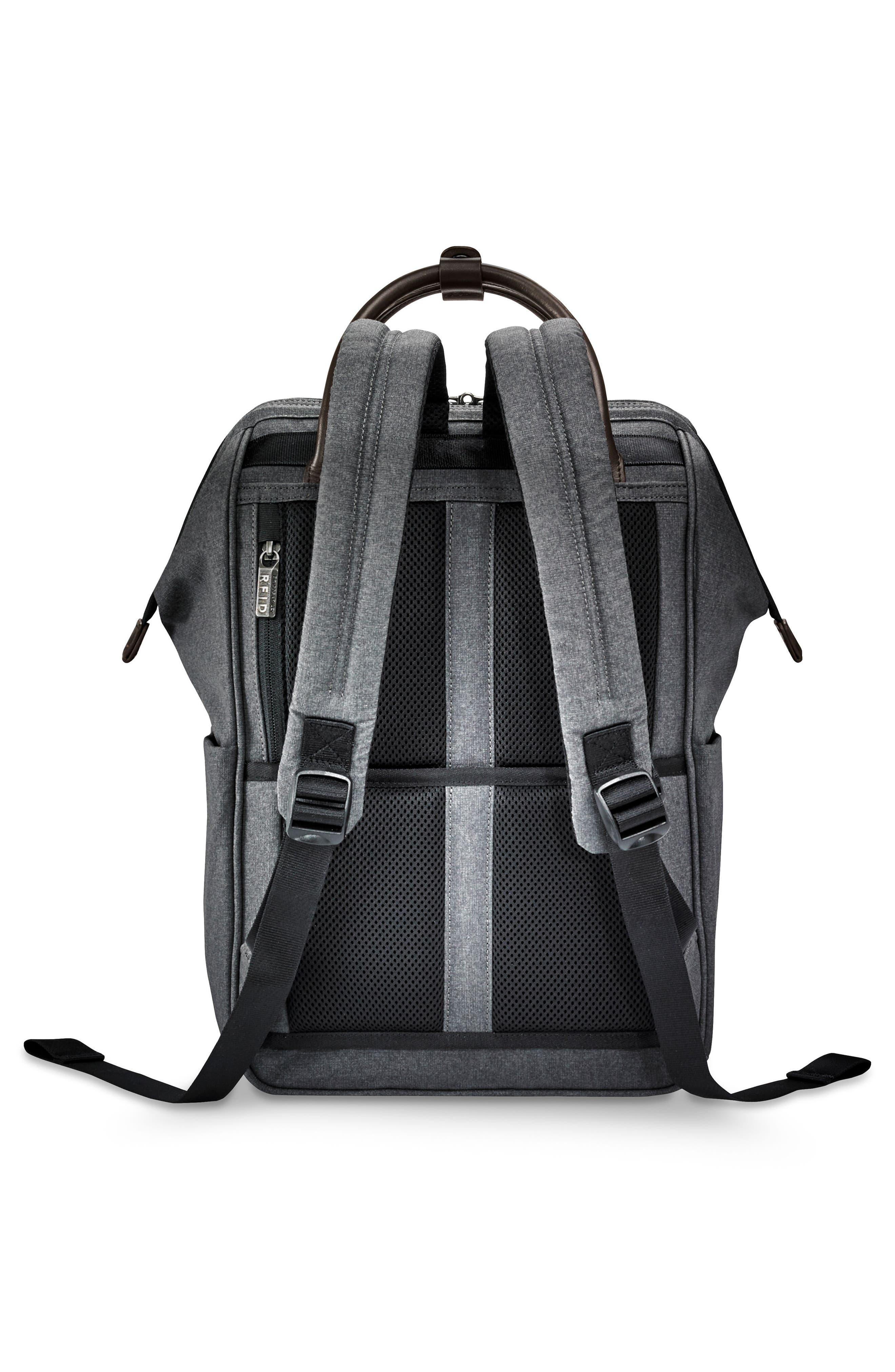 Kinzie Street Backpack,                             Alternate thumbnail 2, color,                             Grey