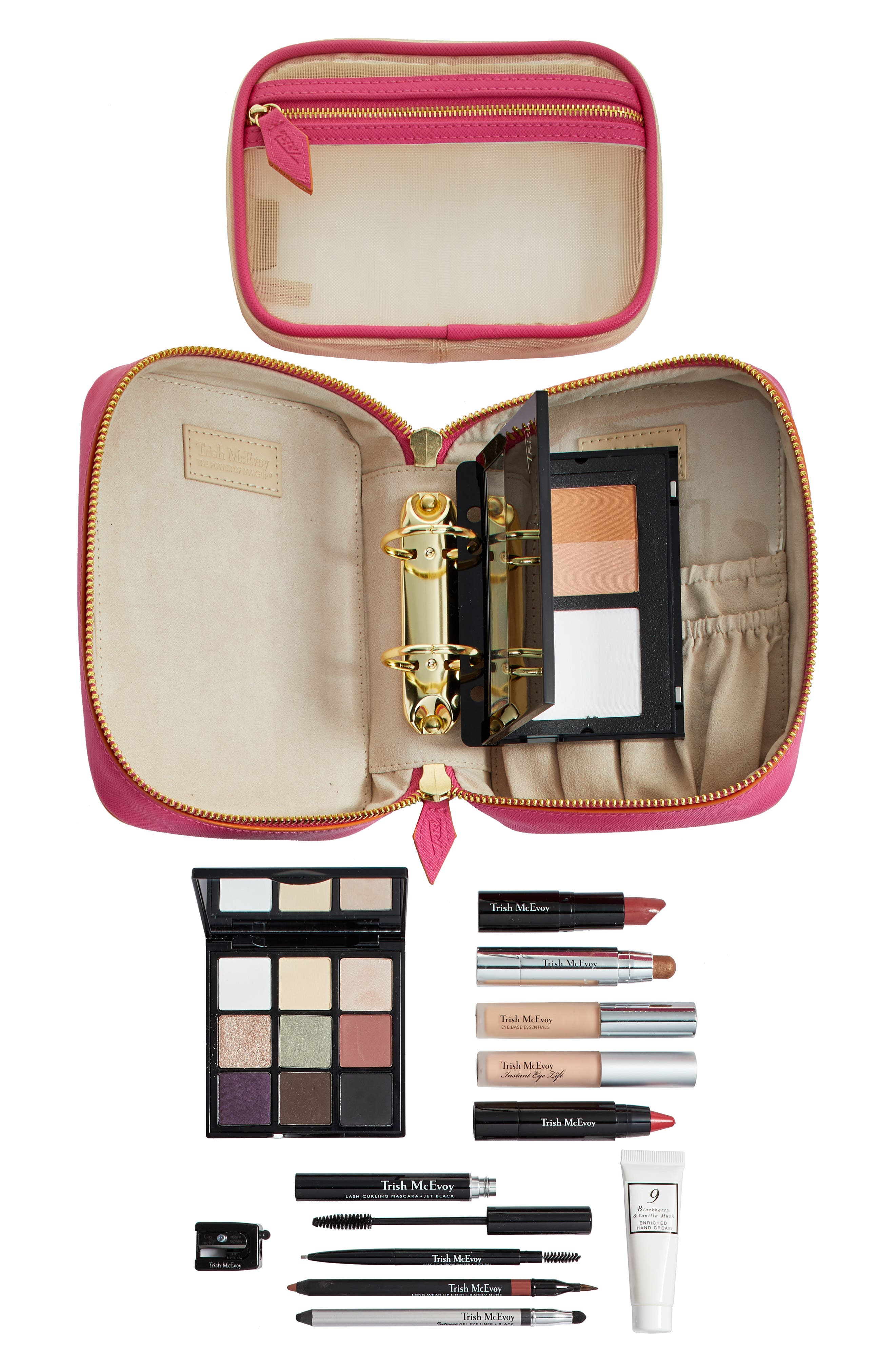 Alternate Image 1 Selected - Trish McEvoy The Power of Makeup® Confident Planner Collection ($554 Value)