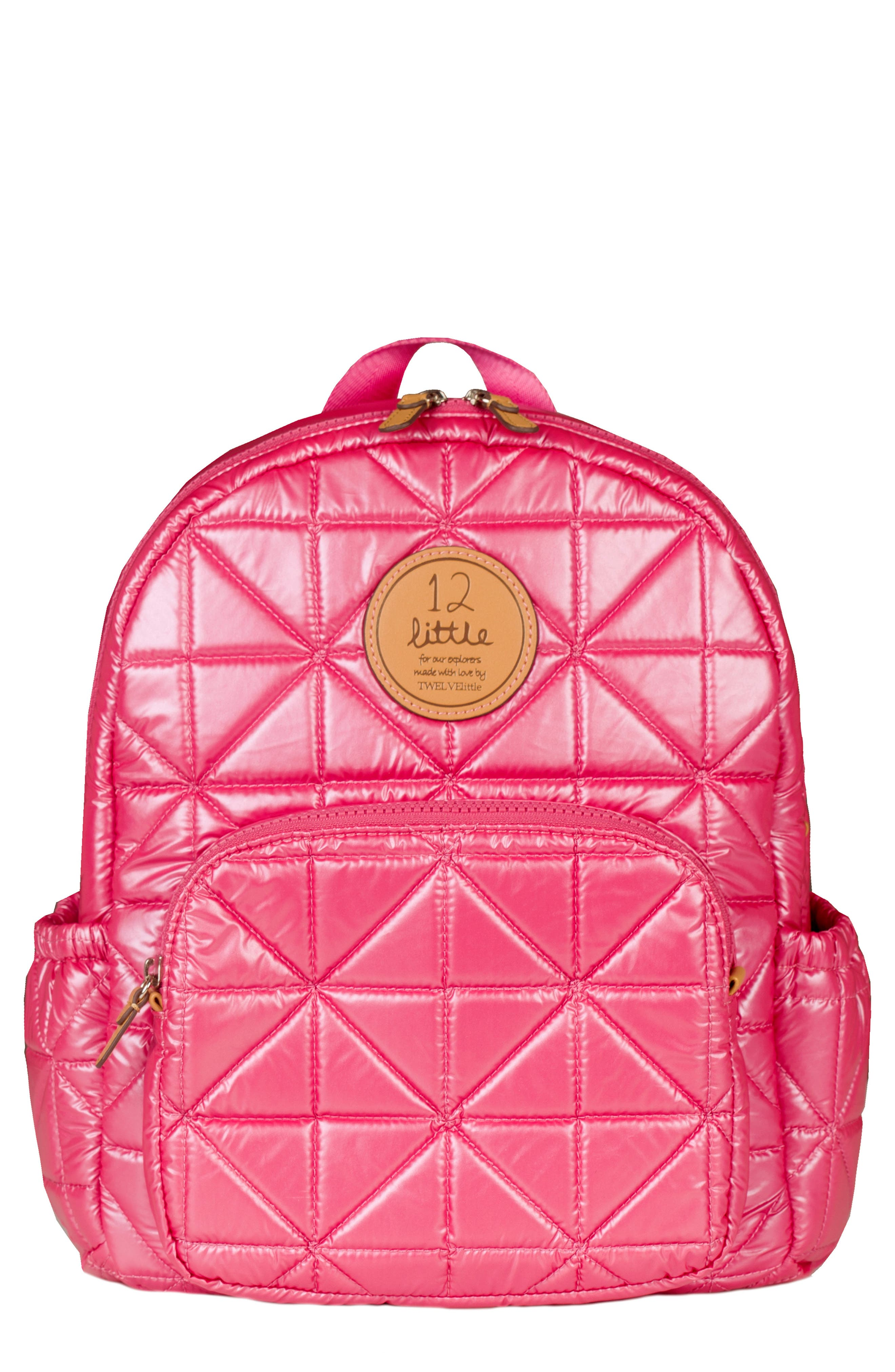 Little Companion Backpack,                         Main,                         color, Pink