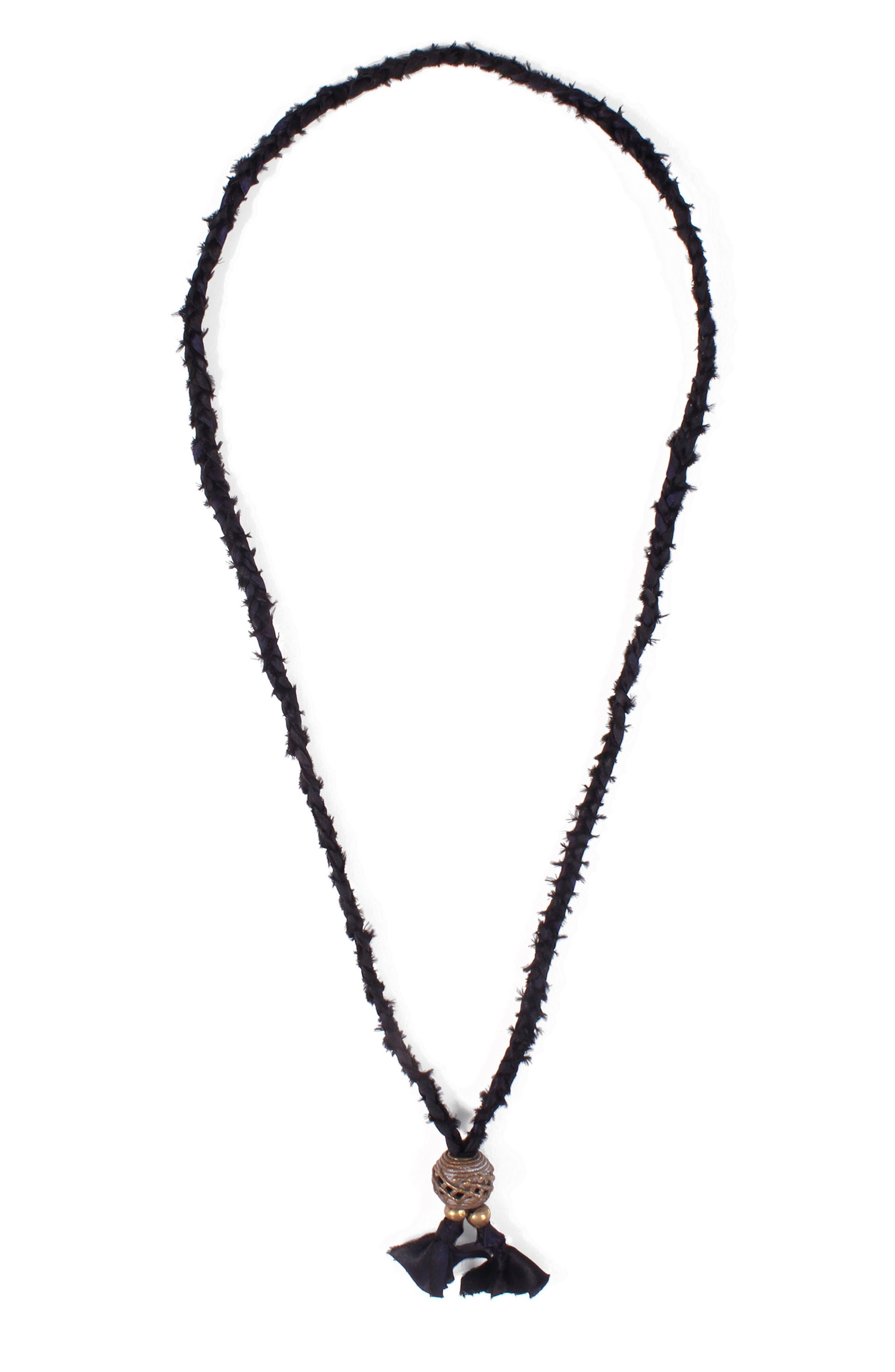 GEORGE FROST Casablanca Bolo Necklace