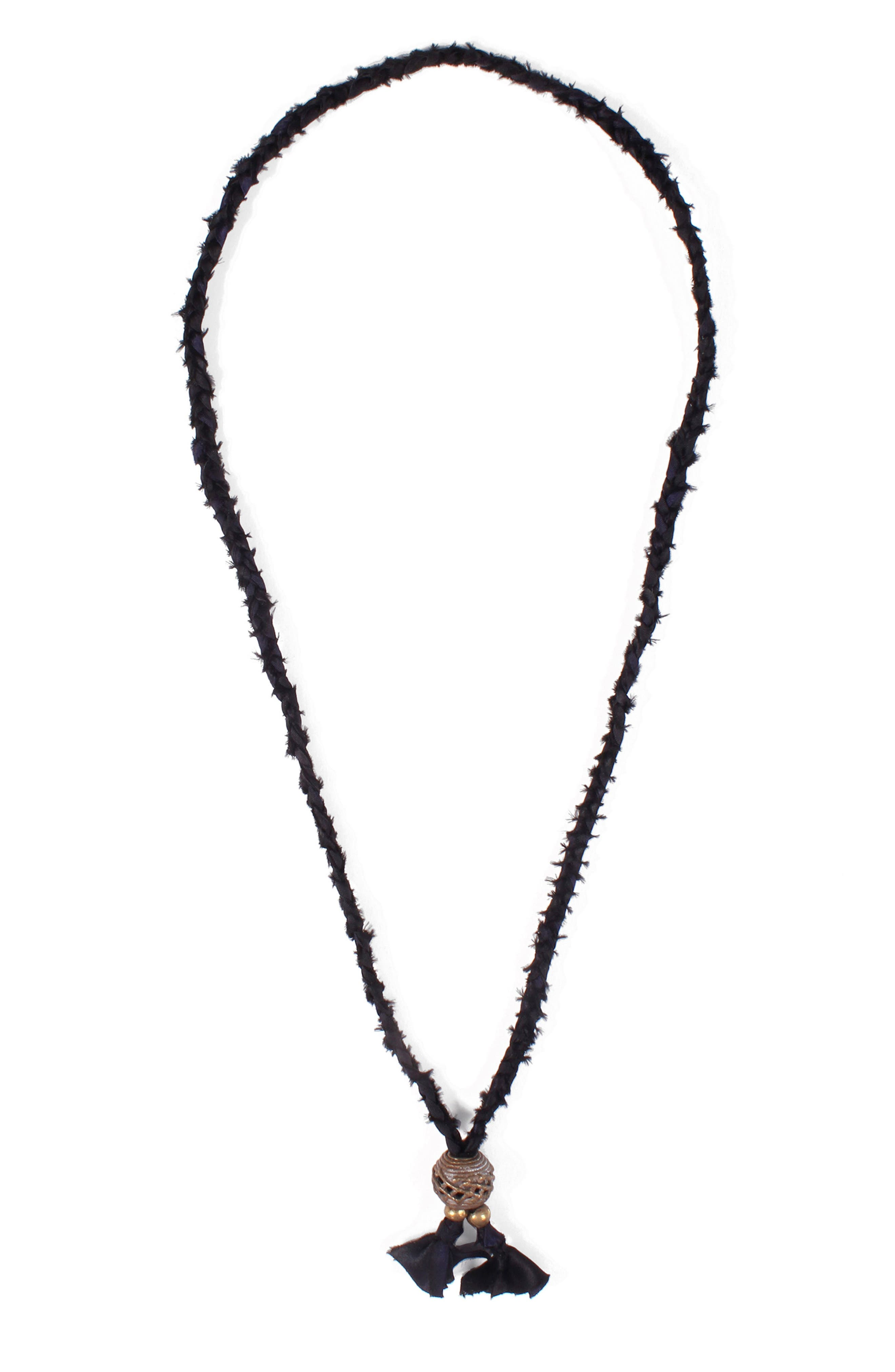 George Frost Casablanca Bolo Necklace