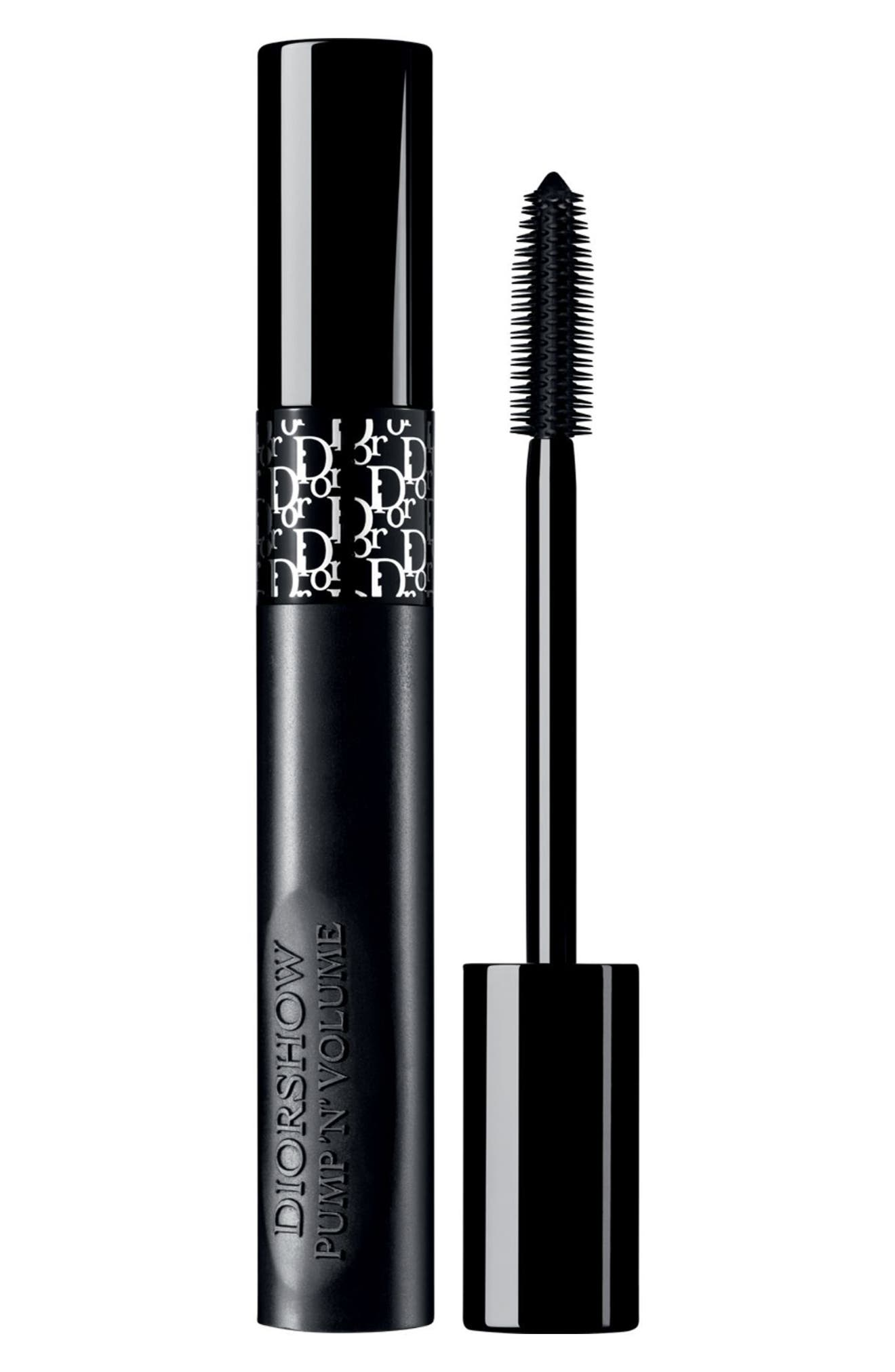 Main Image - Dior Diorshow Pump'n'Volume Instant Volume Squeezable Mascara